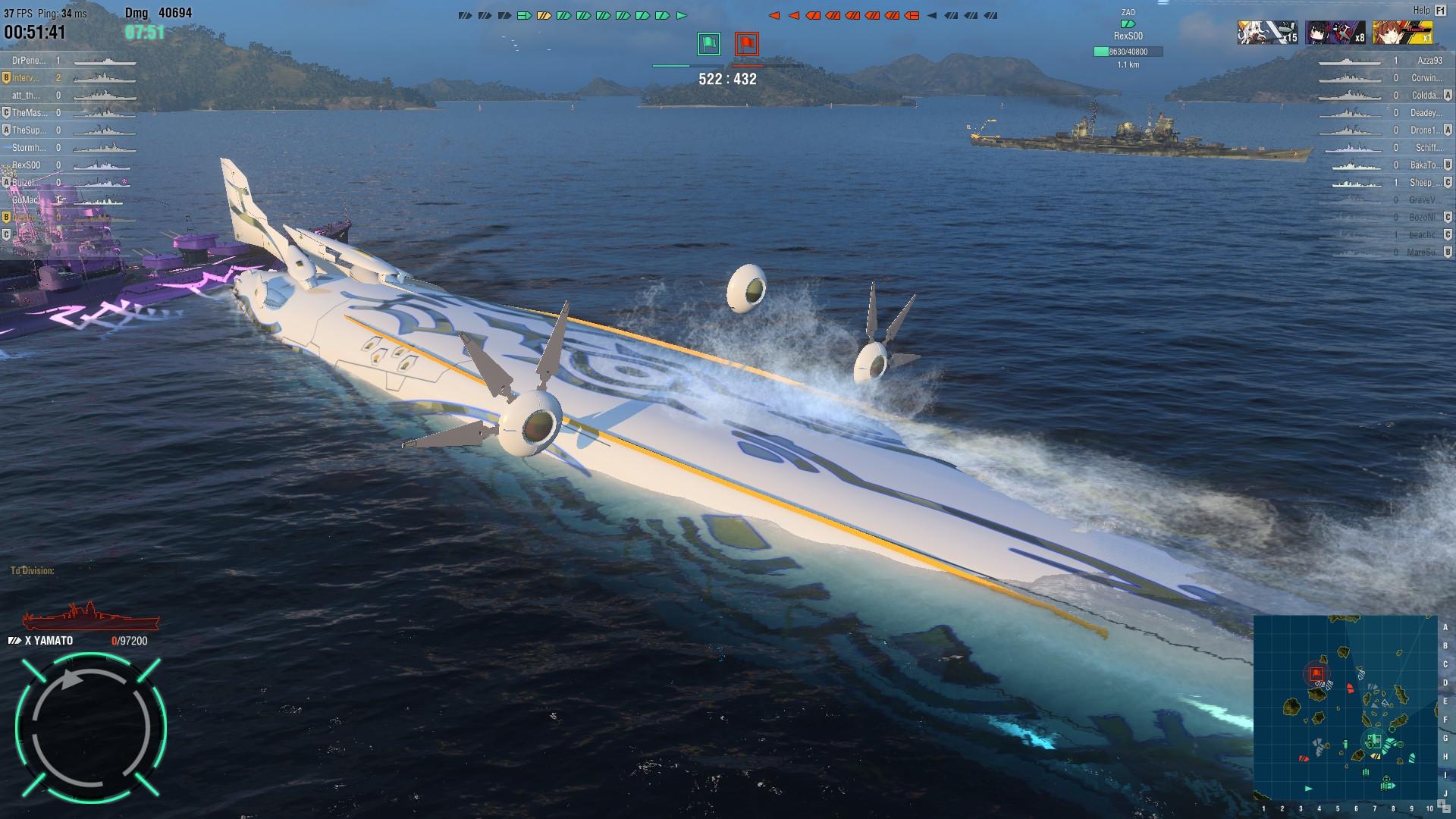 world of warships wallpaper hd