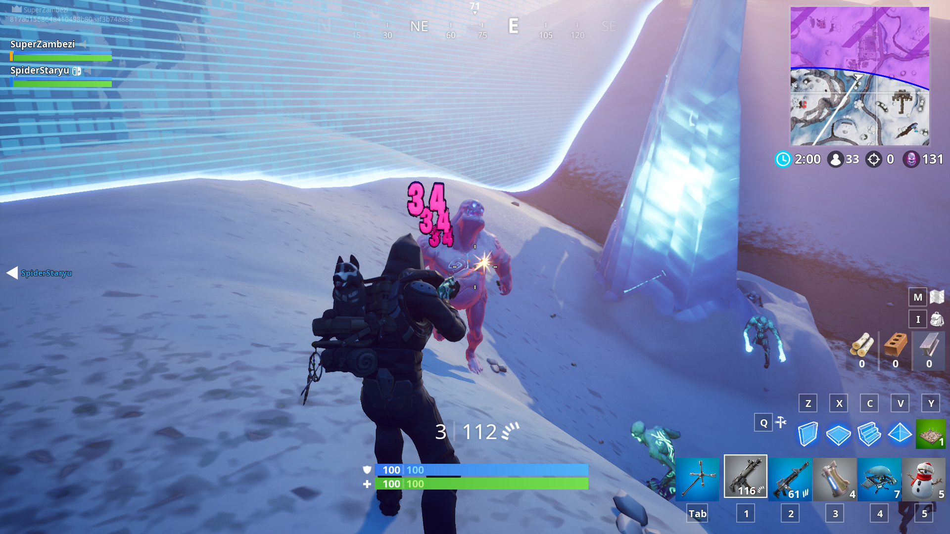 1920x1080 Ice Storm Challenges - Gold Ice Brutes, Elite Members - Fortnite Wiki Guide  - IGN