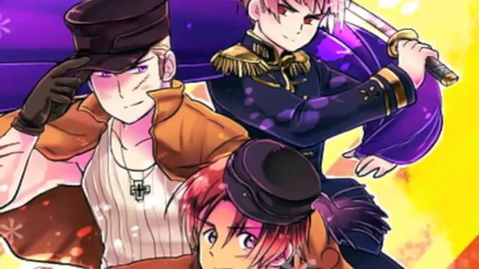 1920x1080 [APH] Dark!/2P!Hetalia -- Court of Miracles - video dailymotion