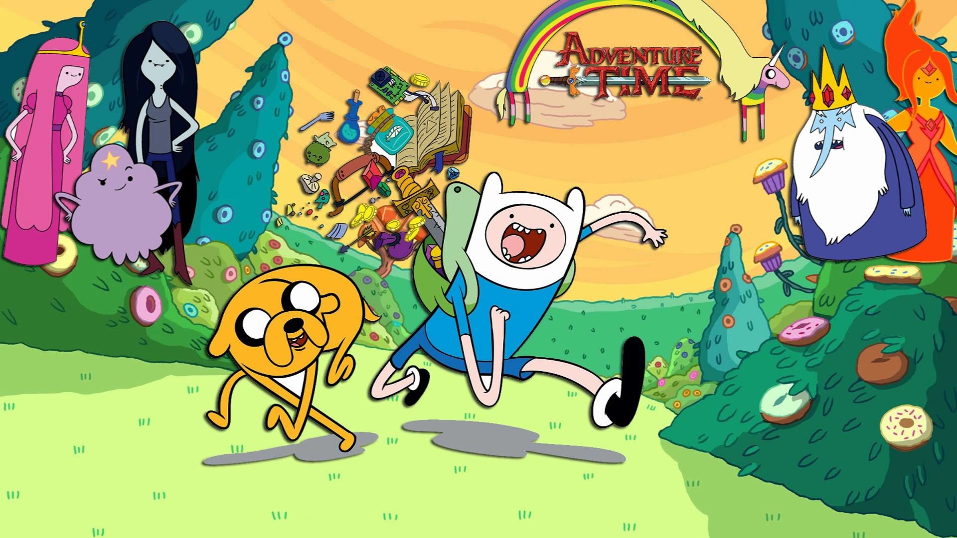 1920x1080 Adventure Time Wallpaper | Download Wallpapers