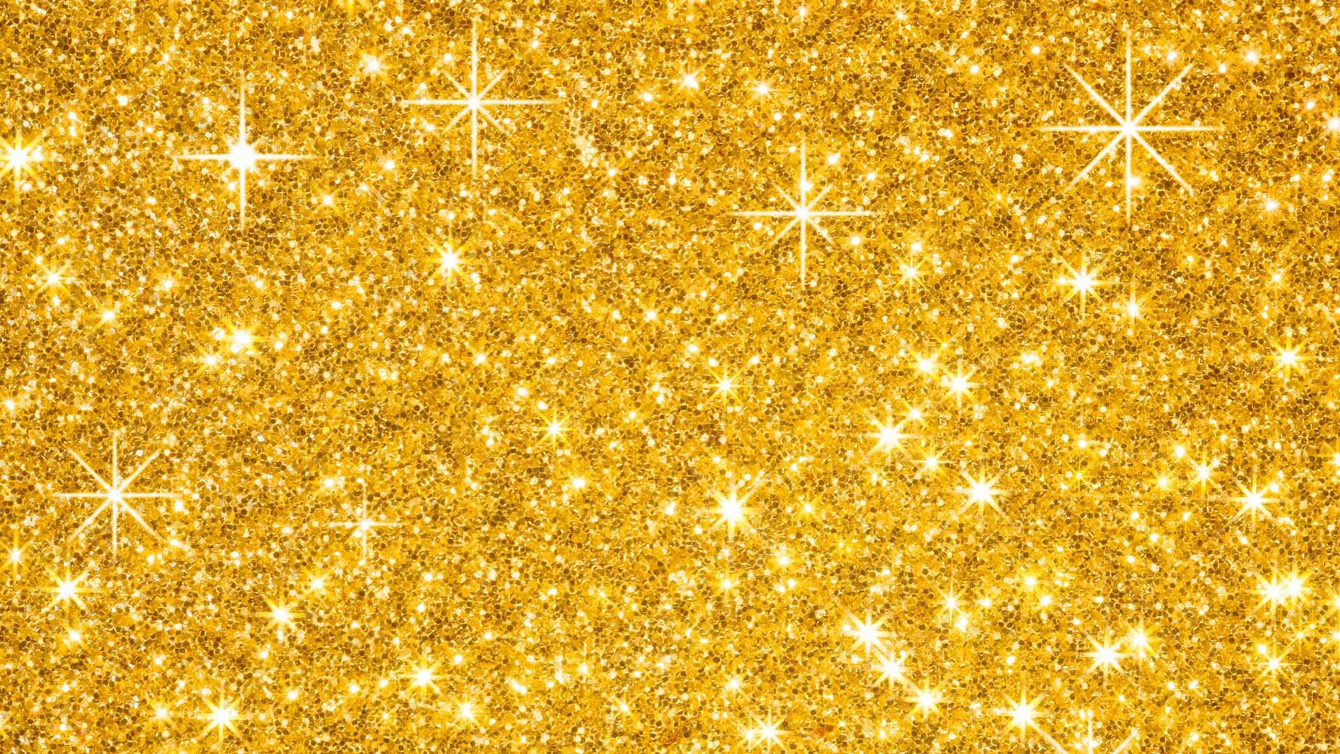 Gold glitter background wallpaper 58 images - Wandfarbe gold glitter ...