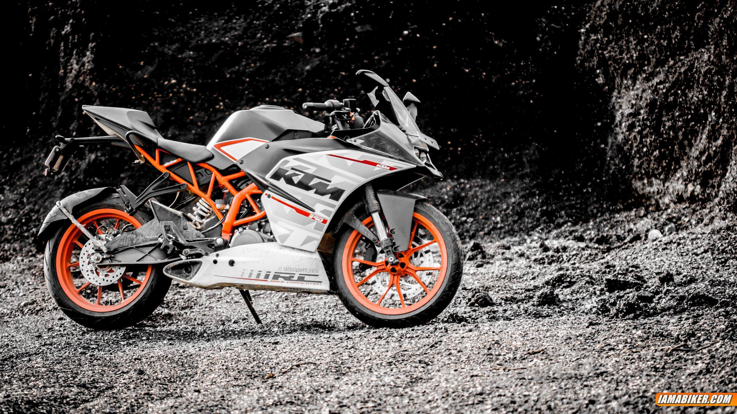 2560x1440 KTM RC 390 HD wallpapers