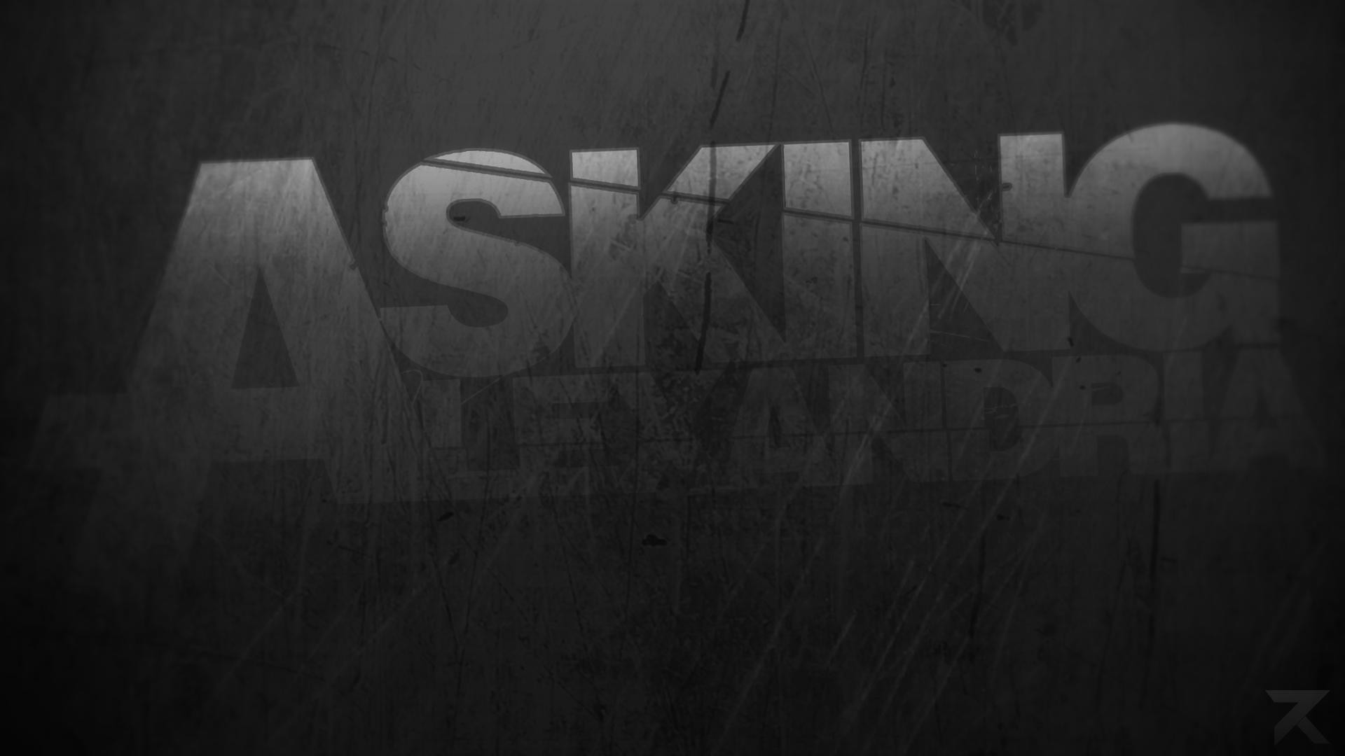 1920x1080 Asking Alexandria Background Free Download.
