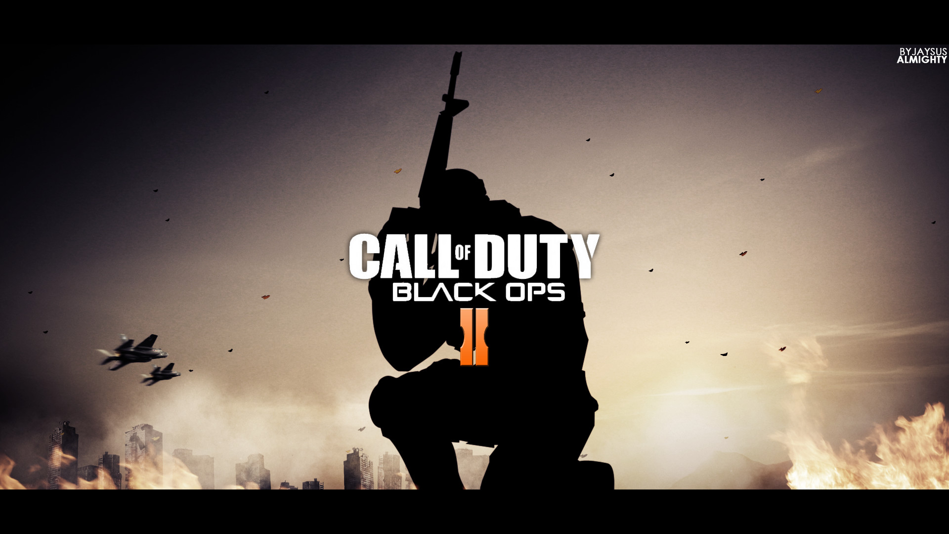 1920x1080 Call of Duty Black Ops 2 Wallpaper