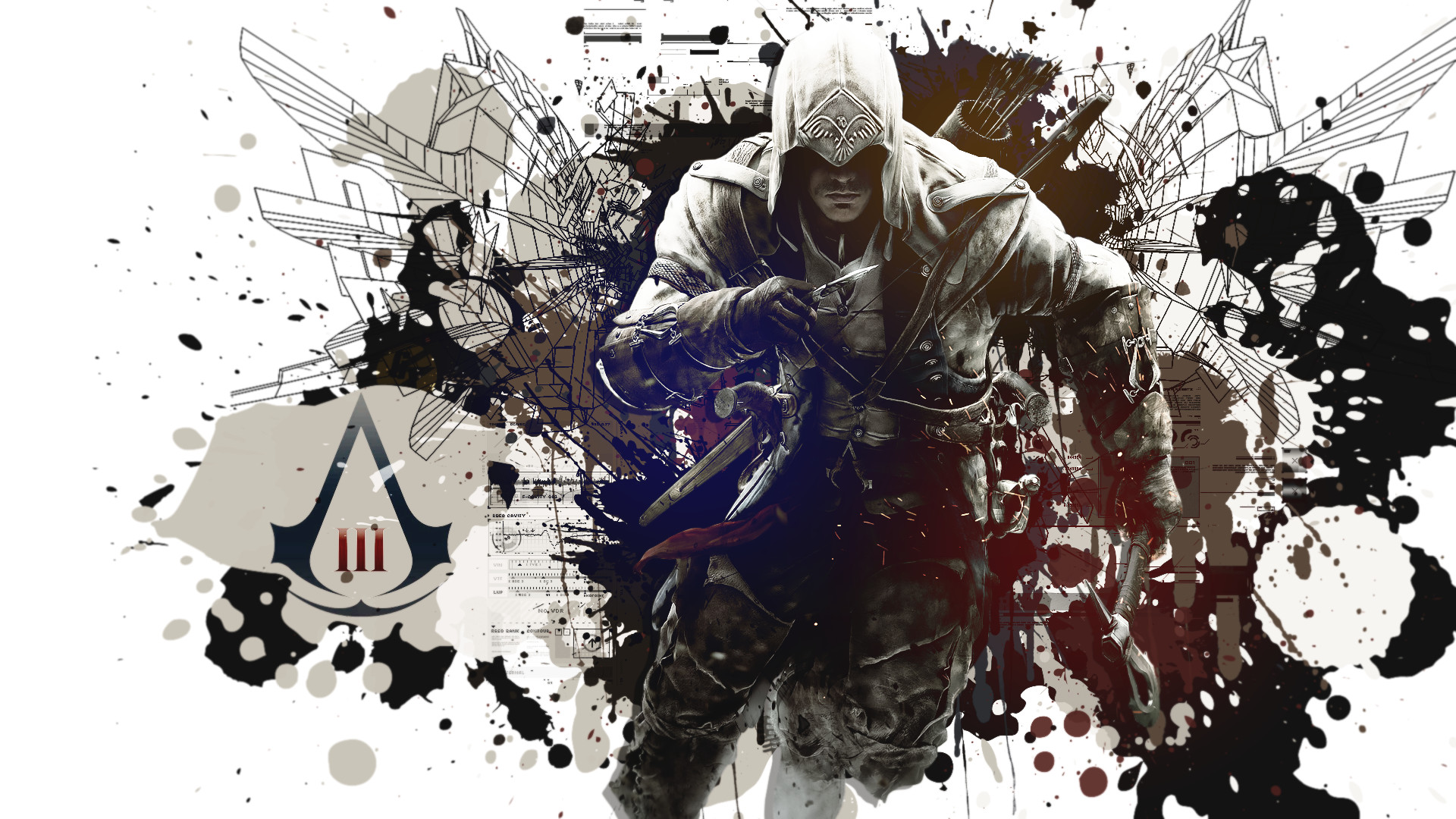 Assassins Creed 3 Wallpaper 1920x1080 80 Images