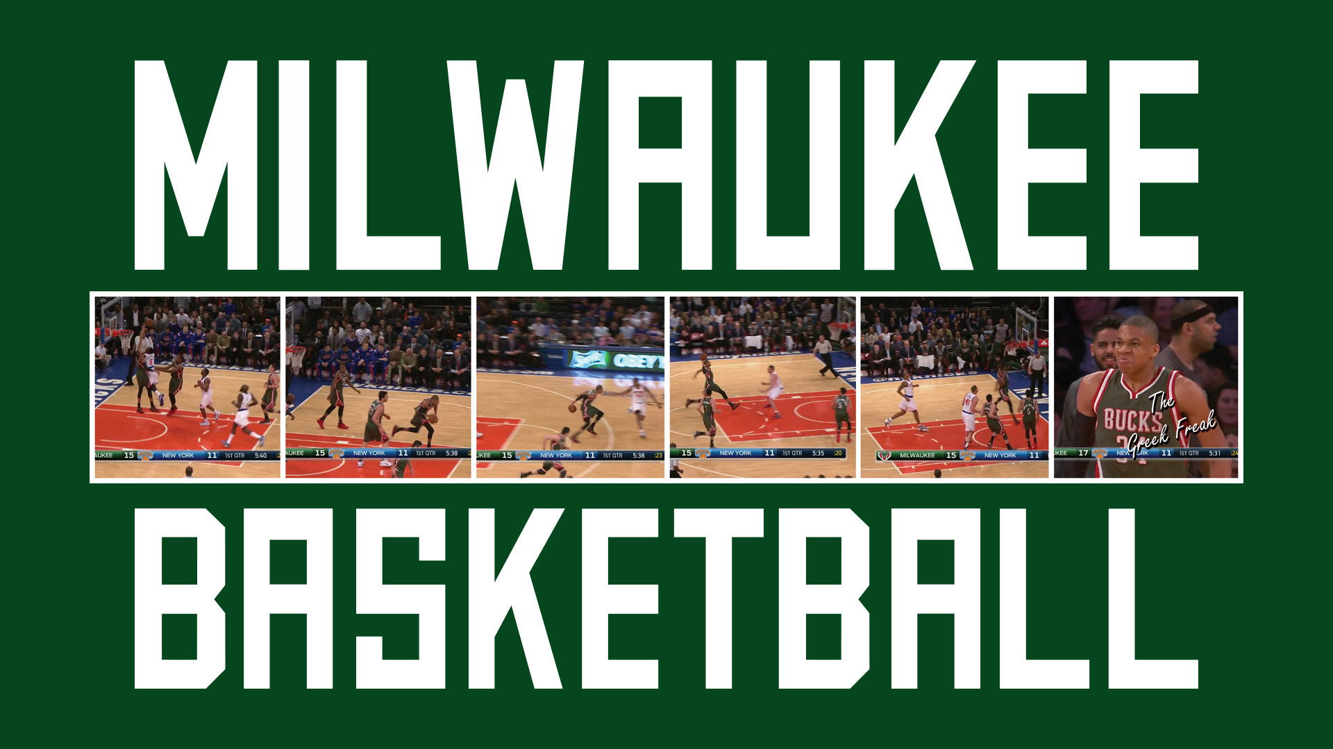1920x1080 Milwaukee Bucks Basketball [wallpaper]