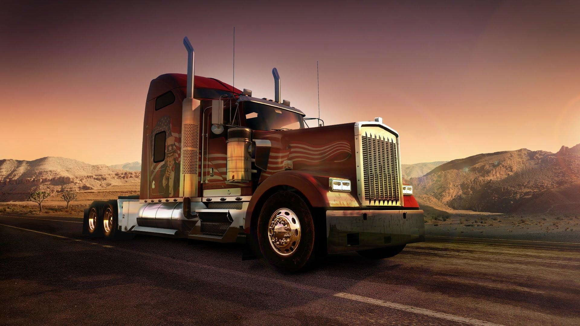 1920x1080 wallpaper.wiki-Semi-Truck-Desktop-Photos-PIC-WPE001150