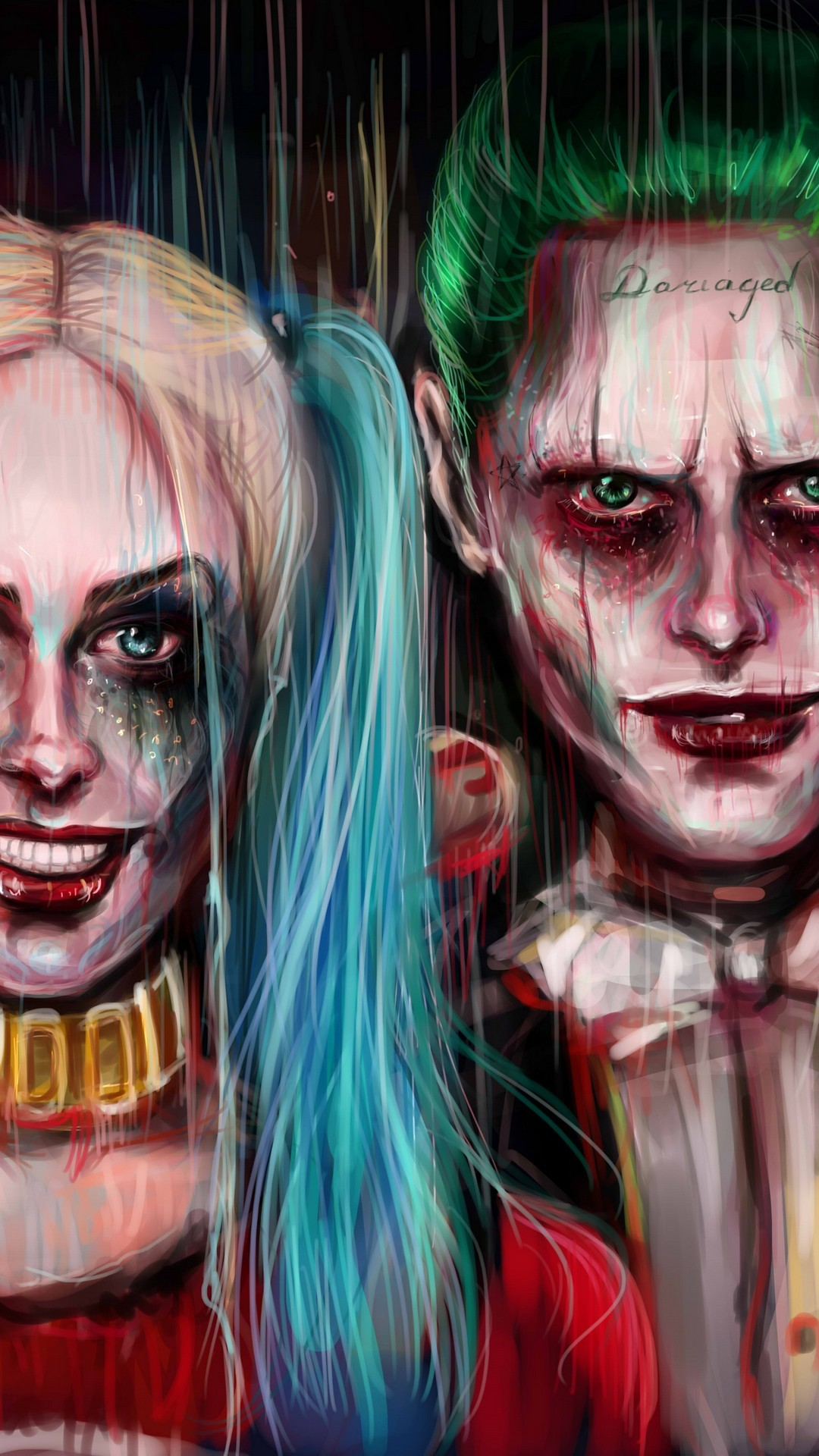 Harley Quinn and Joker Wallpaper (82+