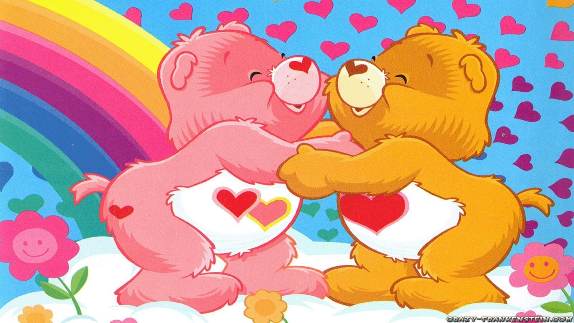 1920x1080 Care bears love wallpapers free desktop background - free .