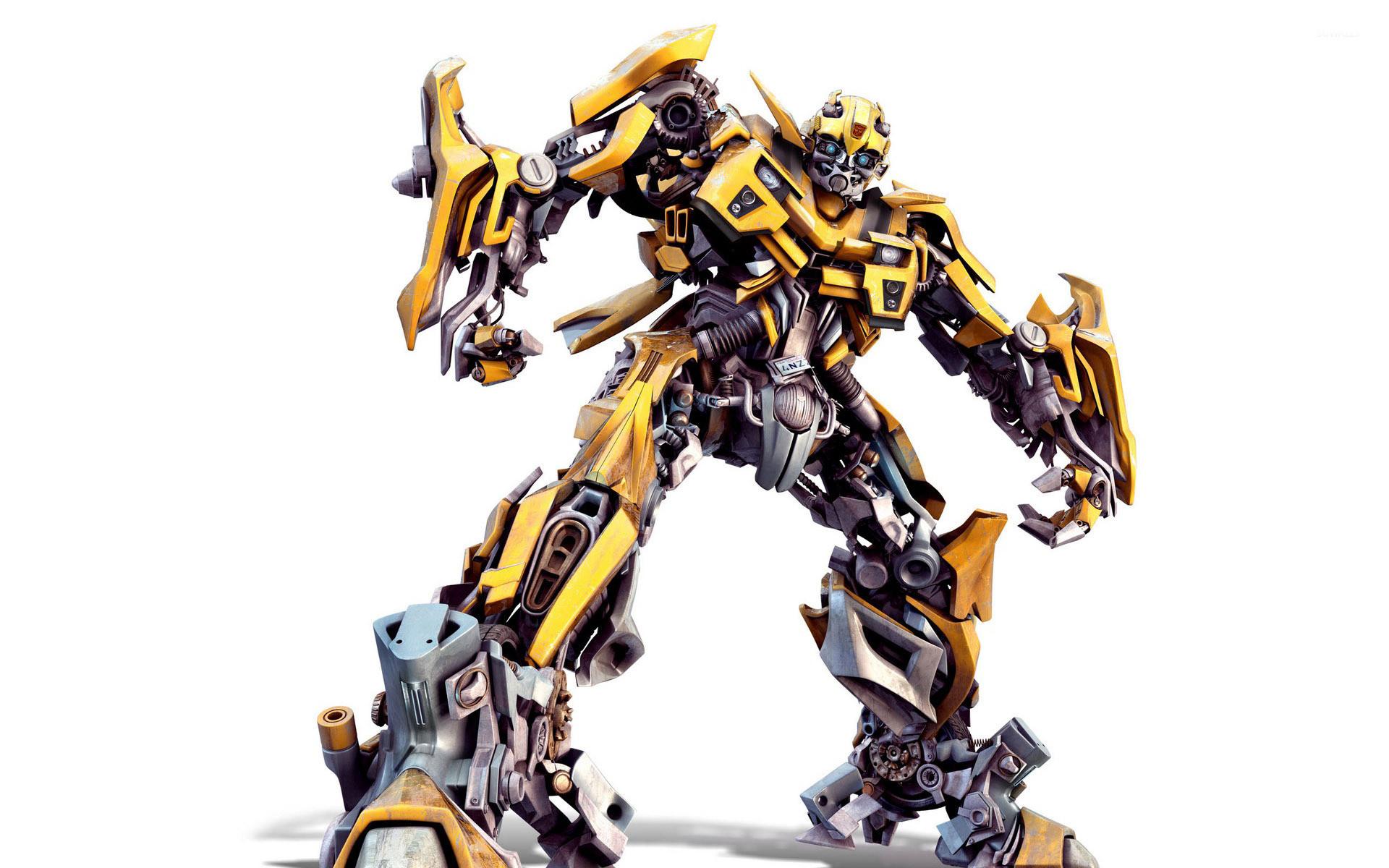 Transformers 2 Bumblebee Wallpaper (61+ images)