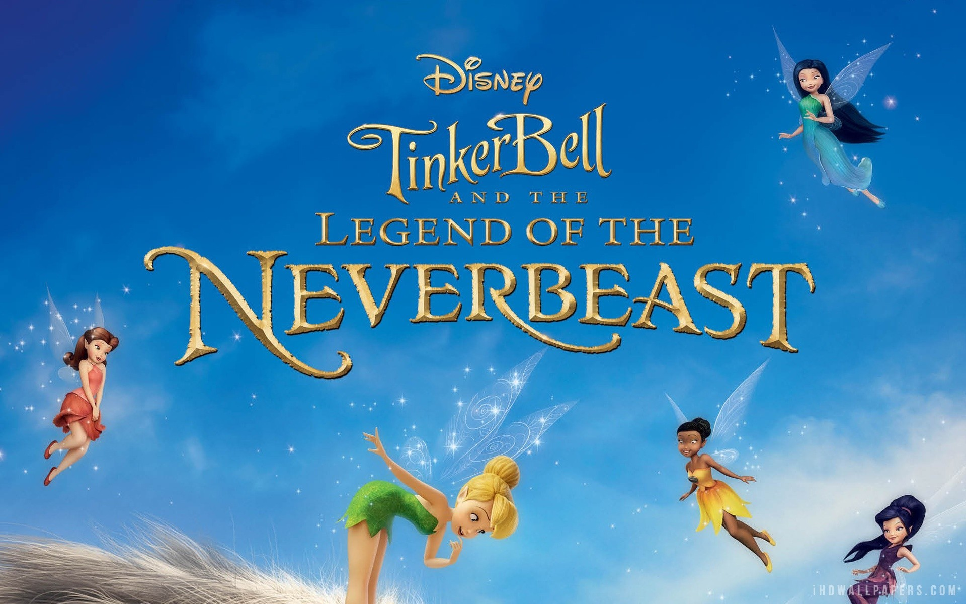 1920x1200 Tinkerbell Movie Wallpapers - Wallpaper Gallery ...