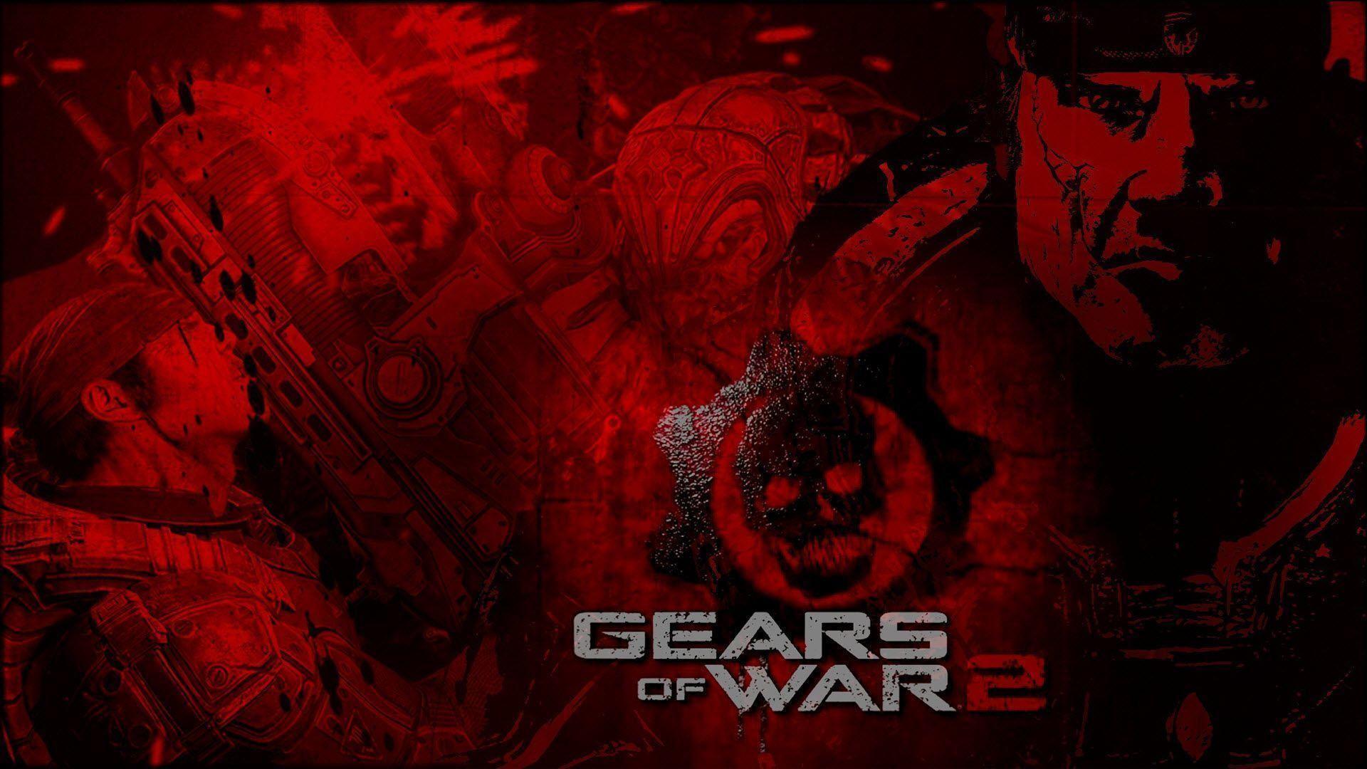 gears of war 2 wallpaper (58+ images)