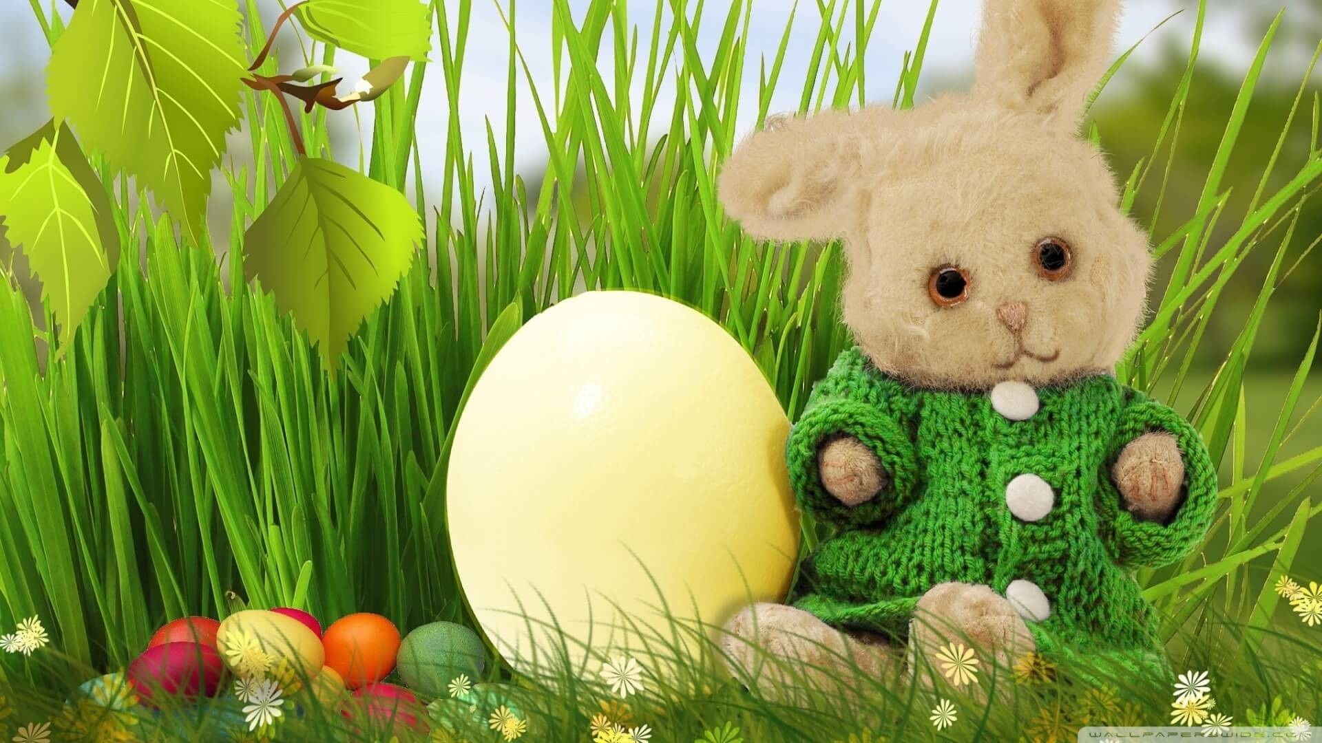 1920x1080 Easter Wallpapers for iPad