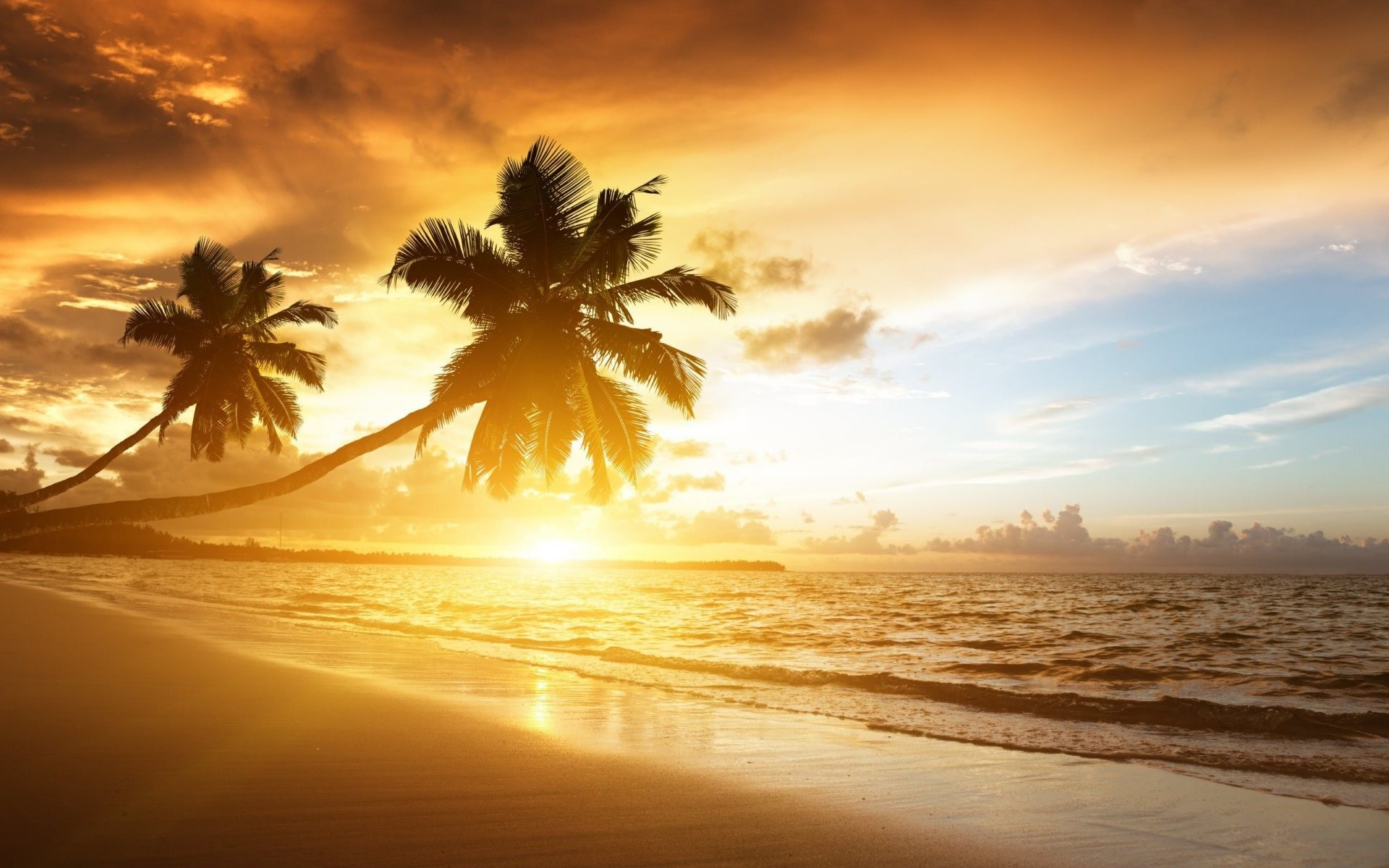 Beach Wallpaper Widescreen High Resolution 60 Images