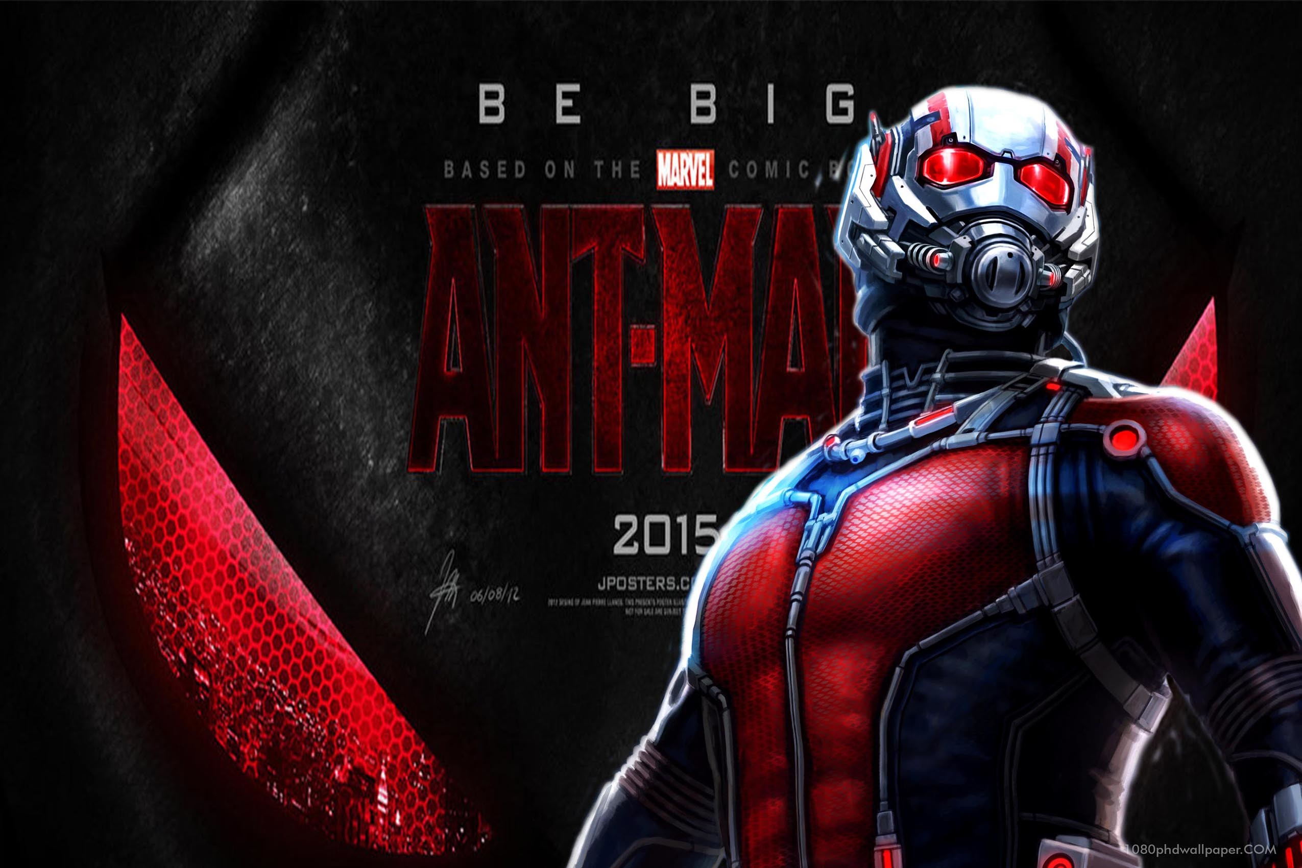 1242x2208 Ant Man Action IPhone 3Wallpapers Parallax