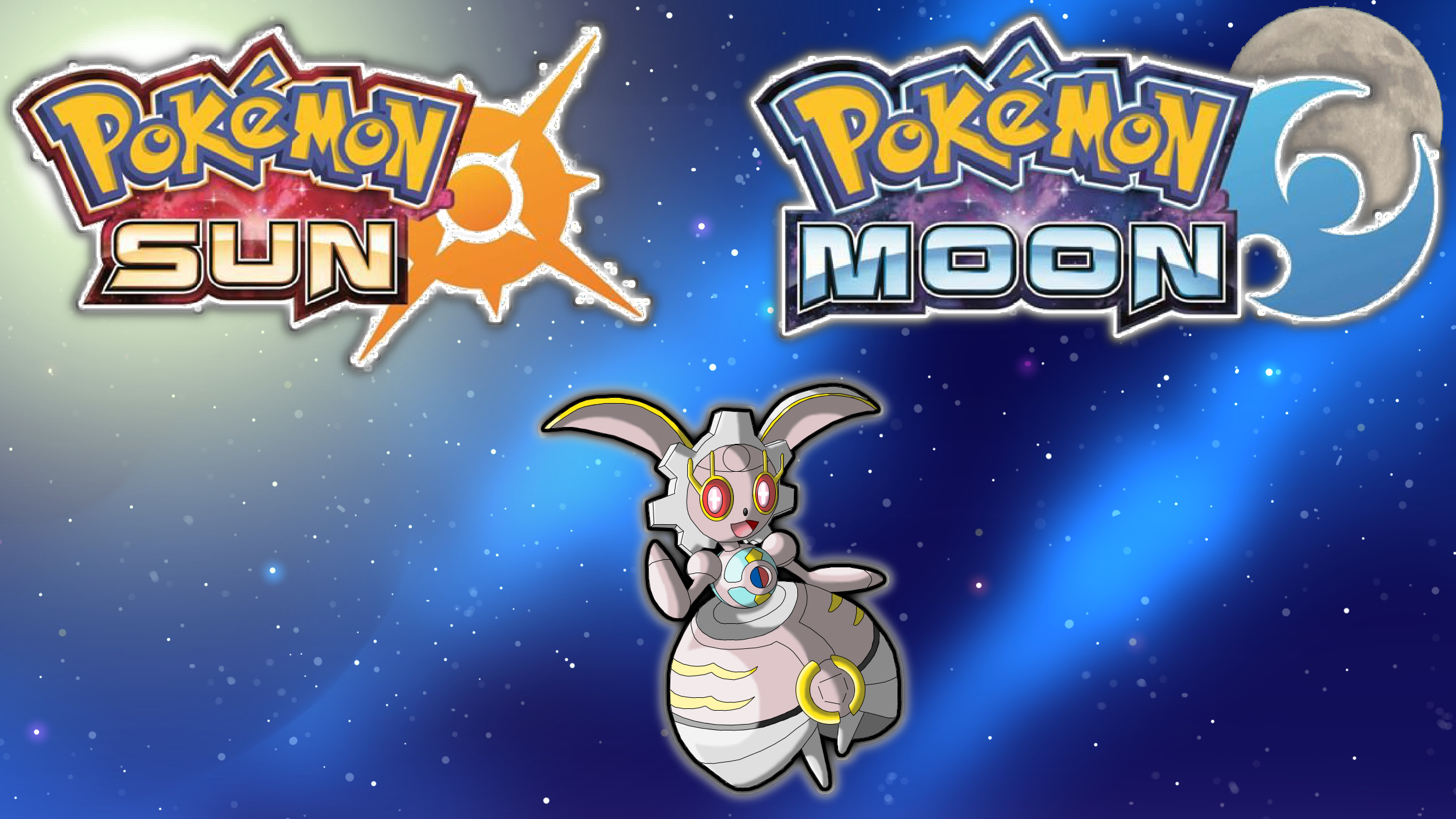 2500x1406 Pokemon Sun and Moon by scott910 Pokemon Sun and Moon by scott910