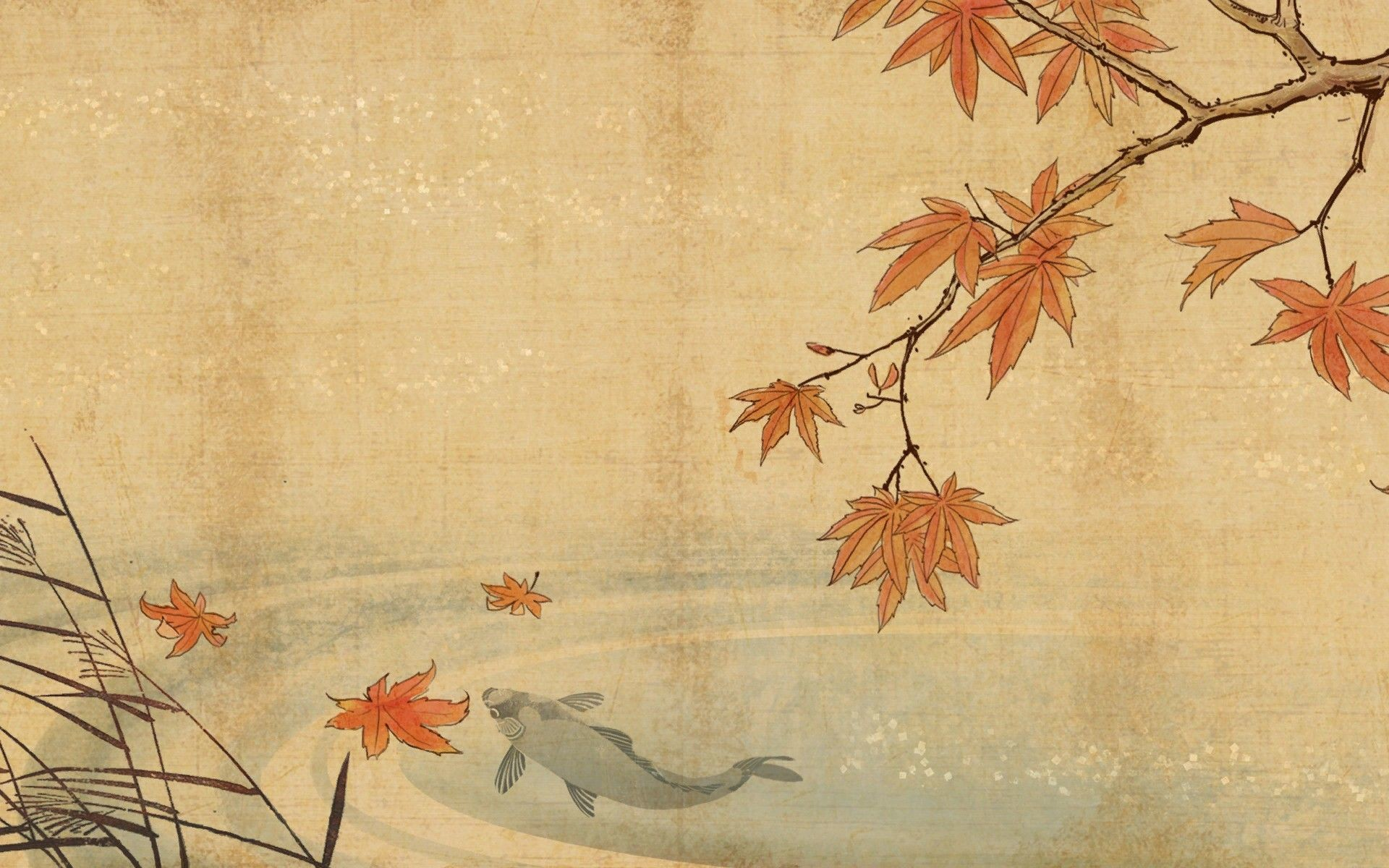 1920x1200 Traditional Japanese Art Wallpaper High Quality Resolution .