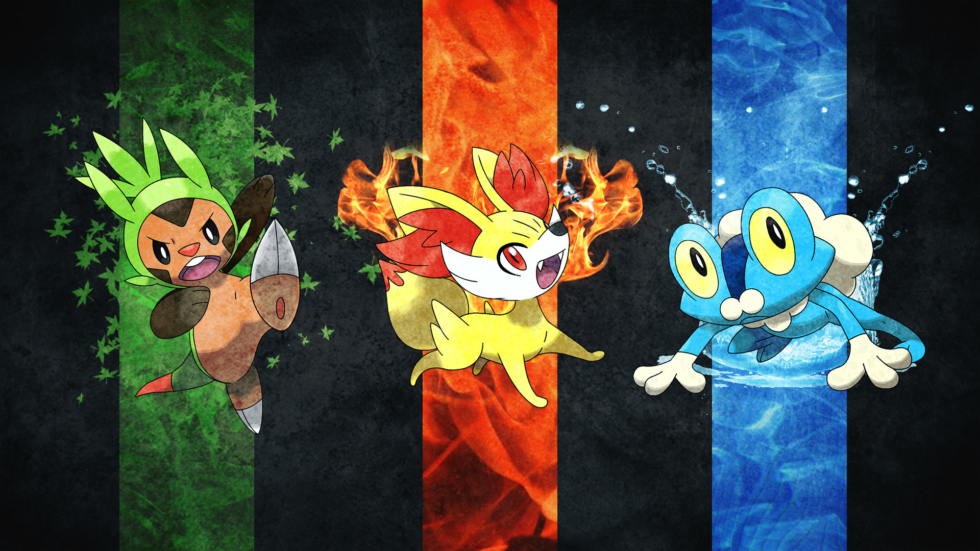 1920x1080 Pokemon ...