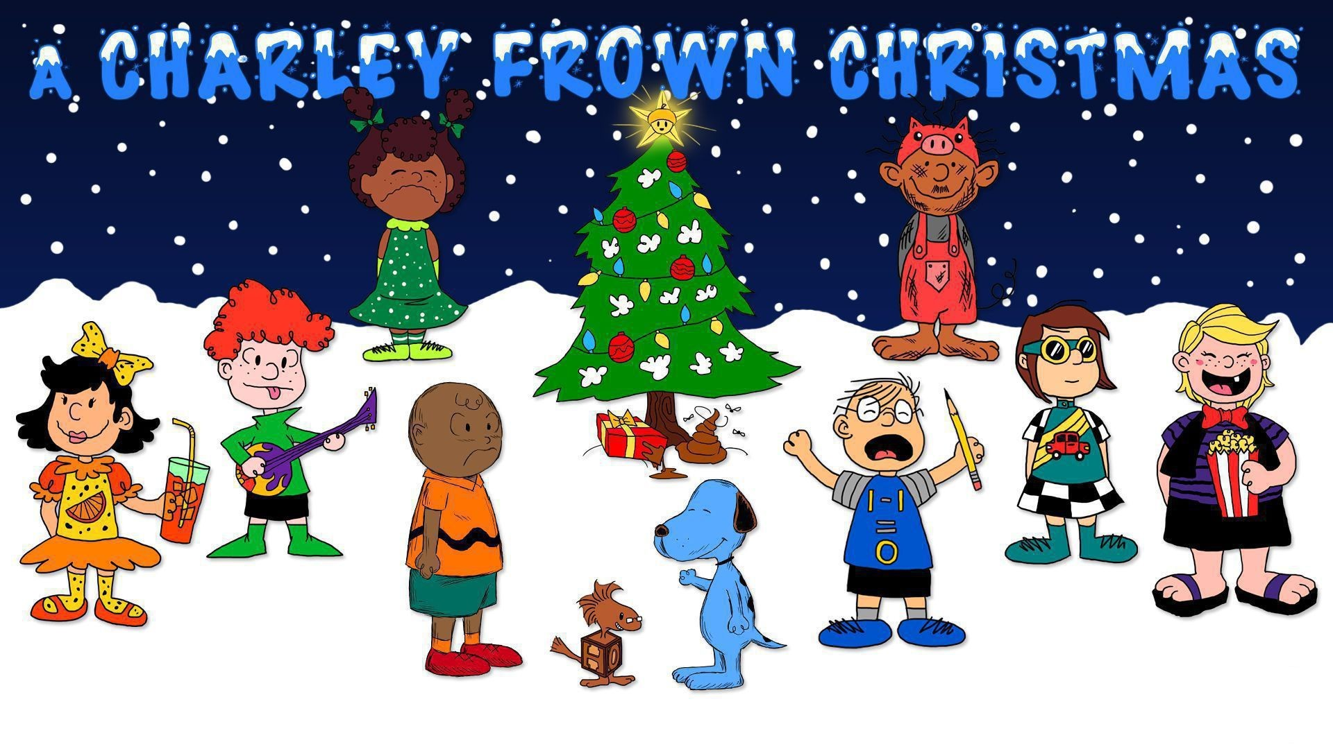 1920x1080 A Charlie Brown Christmas Wallpapers HD