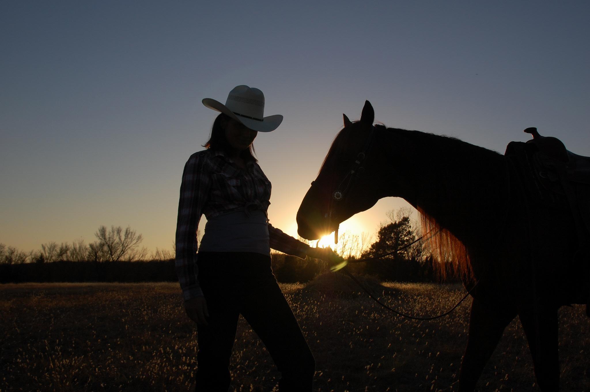 Country Girl Wallpaper...