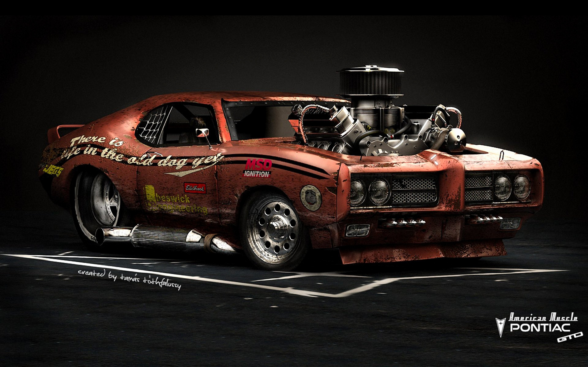 Cool Muscle Car Wallpapers 67 Images