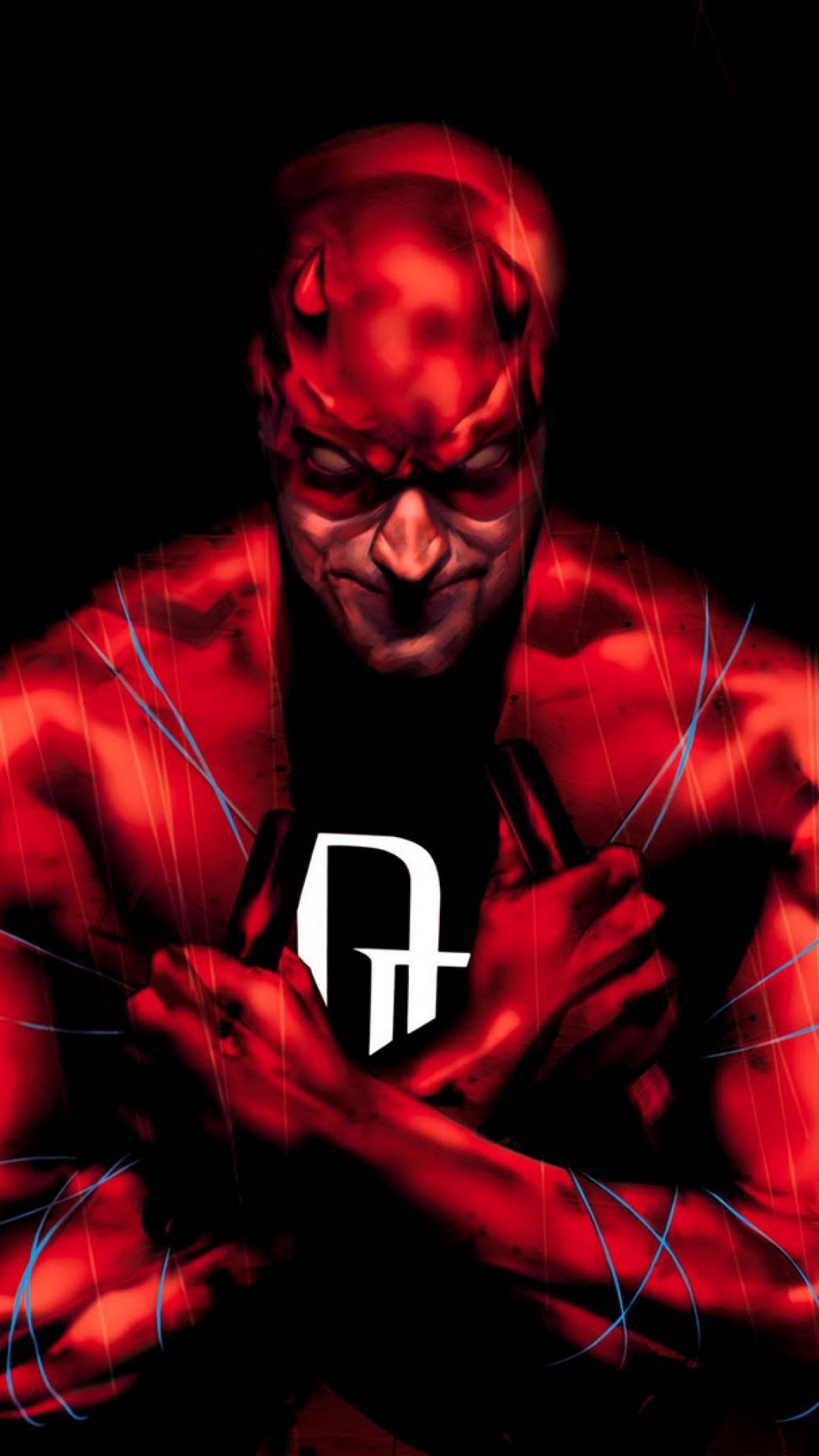Res: 1080x1920,  Wallpaper daredevil, art, marvel comics
