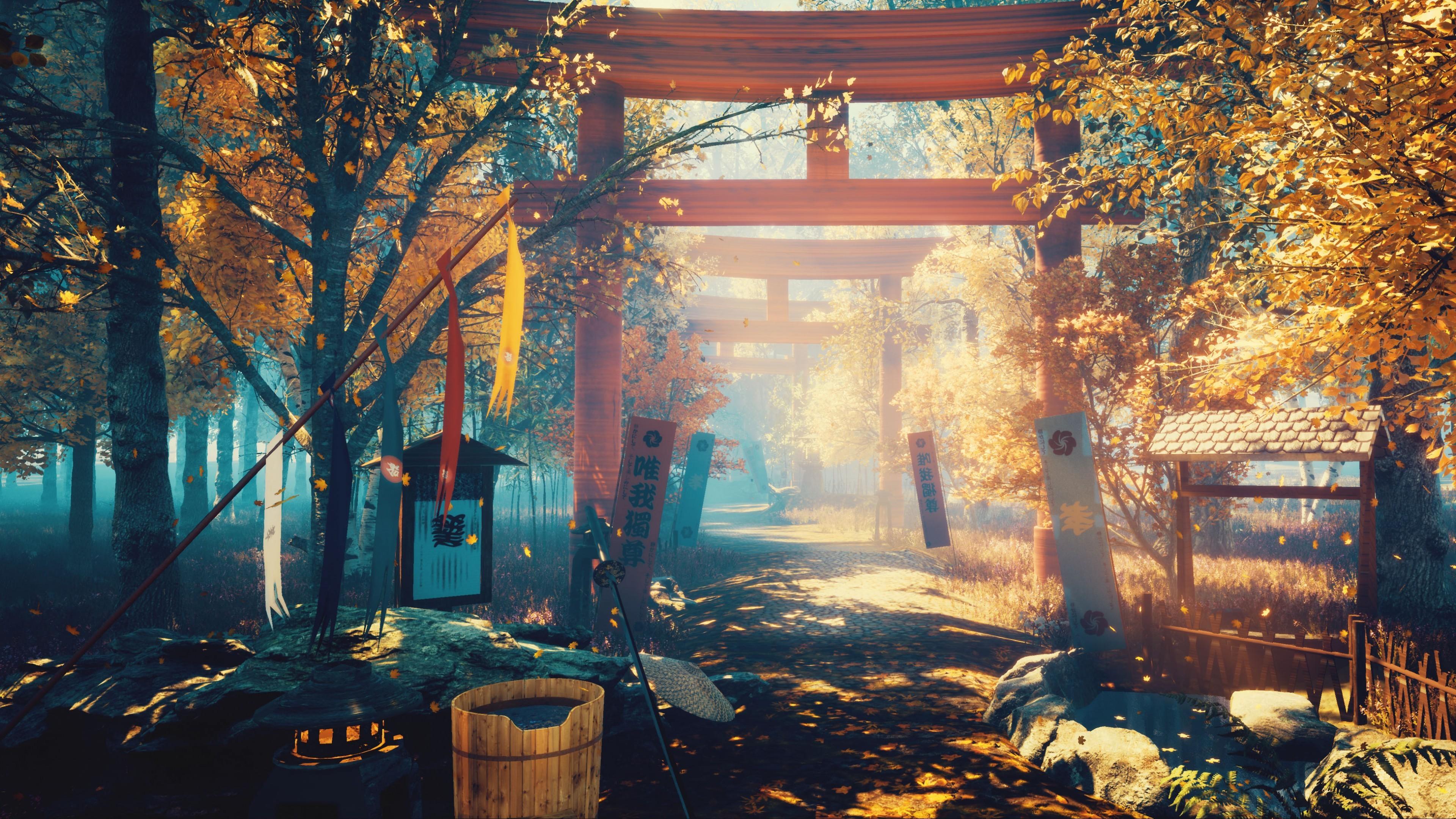 Japan Wallpaper 4K (67+ images)