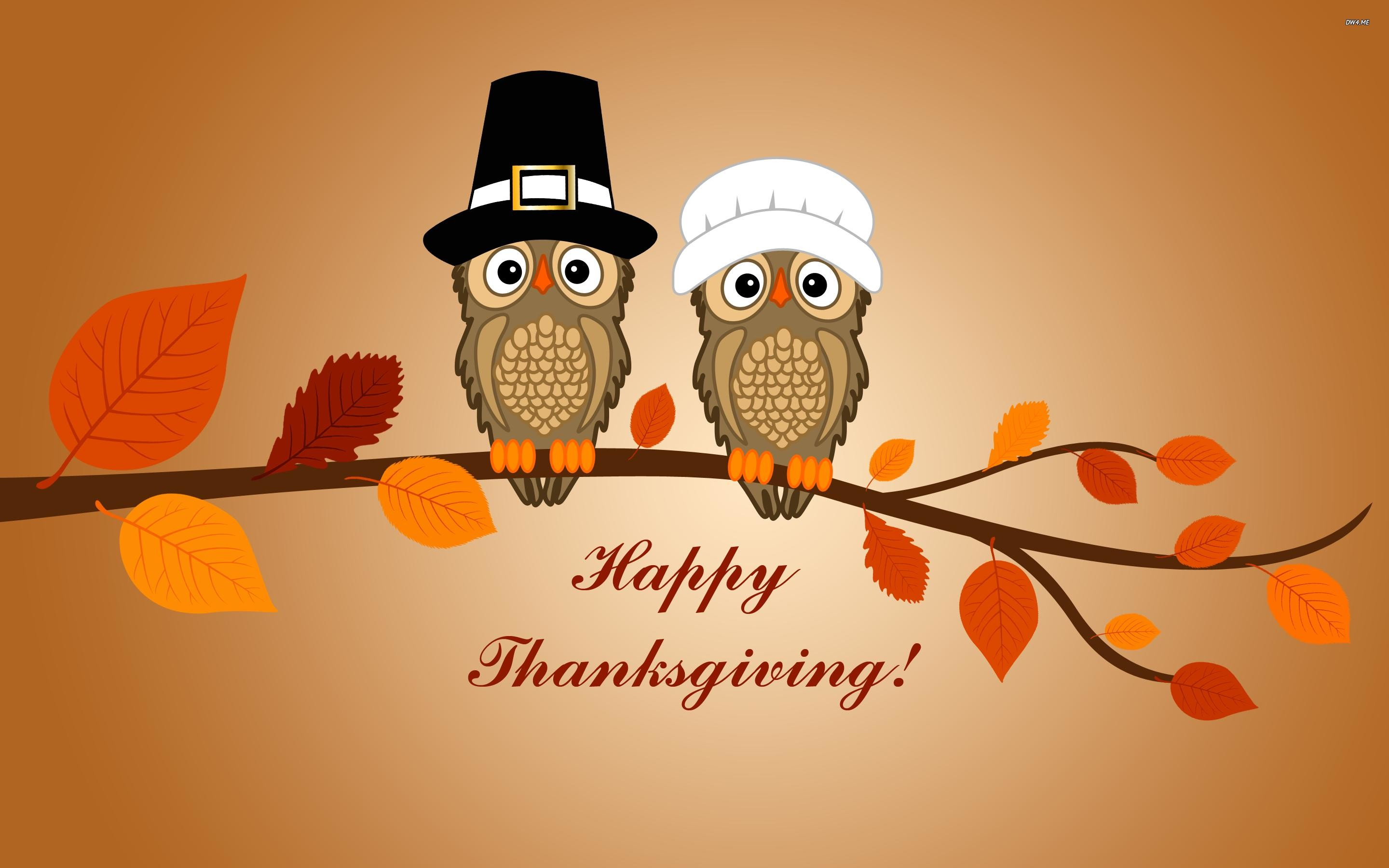 2880x1800 Funny Thanksgiving Wallpaper