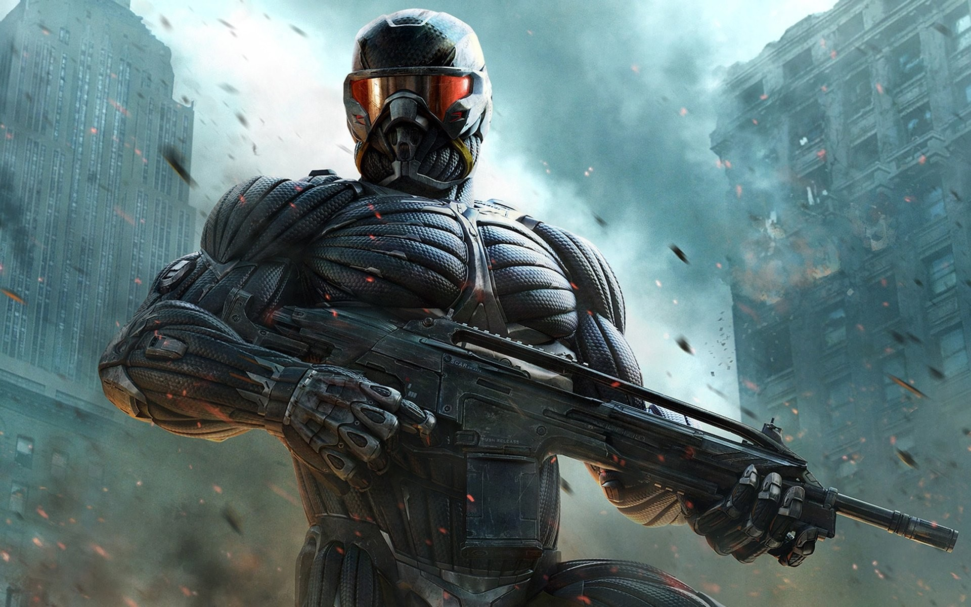 1920x1200 And the last wallpaper from Crysis game is listed below in HD and wide  sizes for any modern phone, tablet and desktop screen