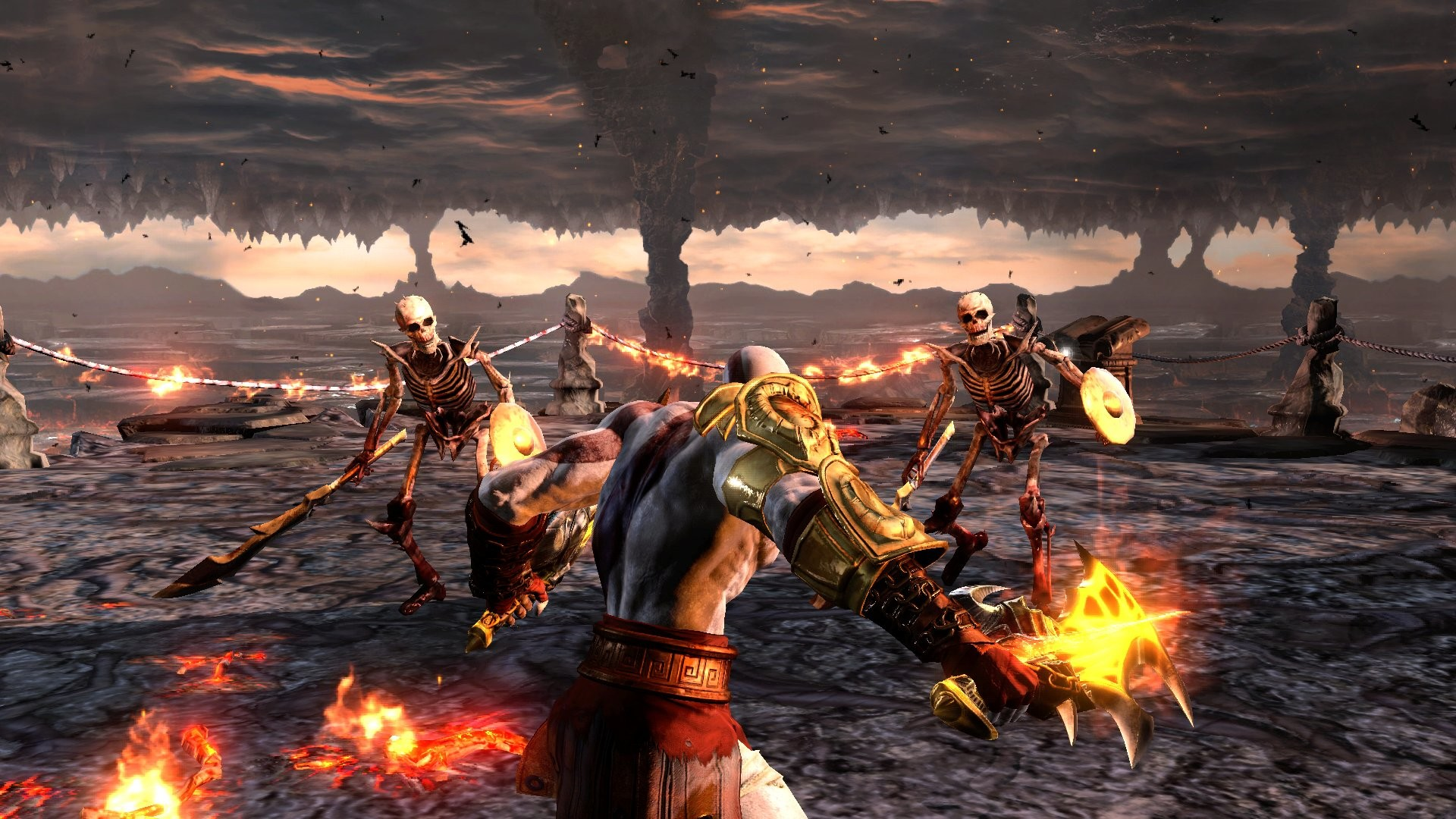 God Of War 3 Wallpaper Hd 82 Images