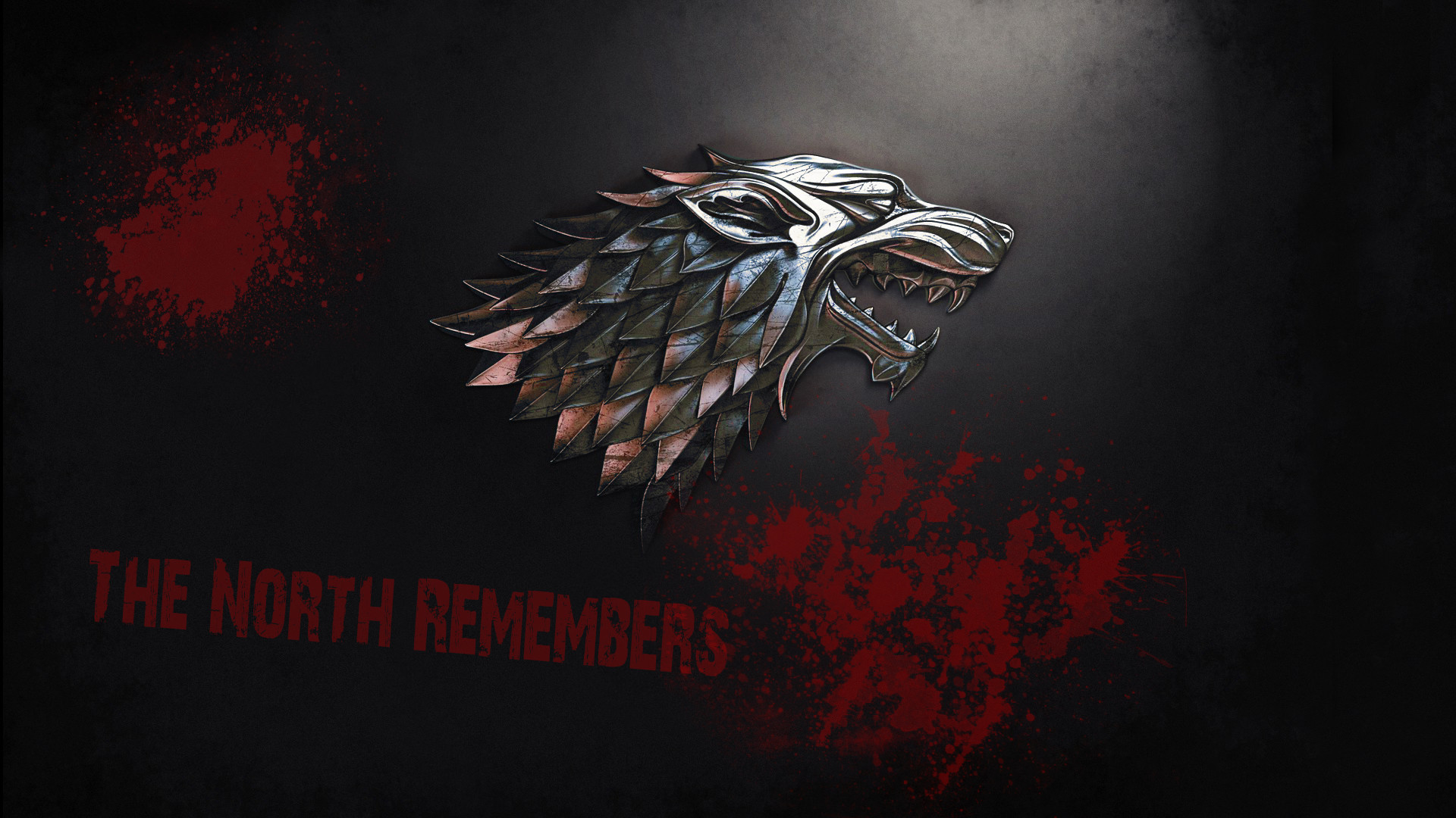 1920x1080 The North Remembers Wallpaper