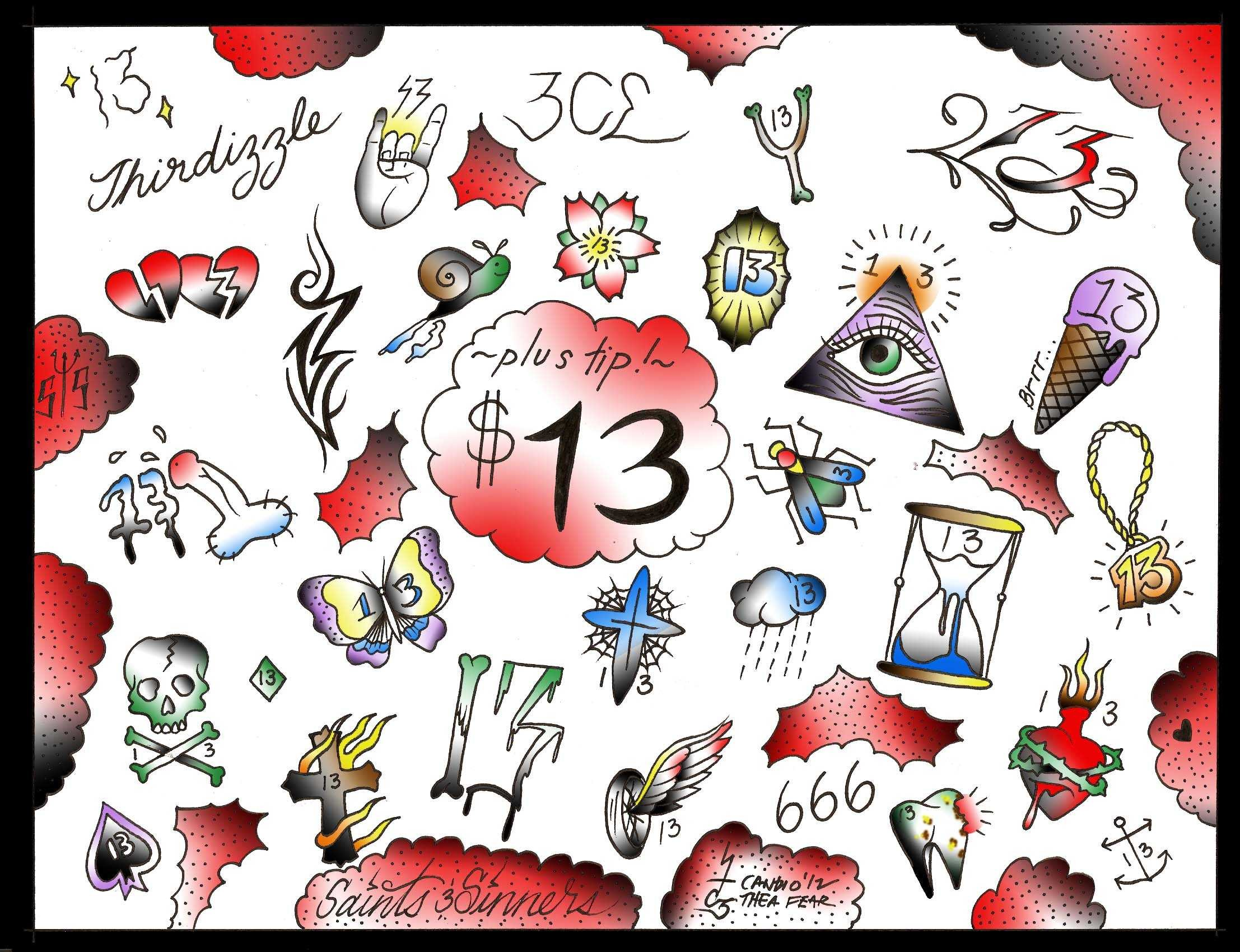 2214x1700 friday the 13th tattoos dallas - http://hdwallpaper.info/friday-