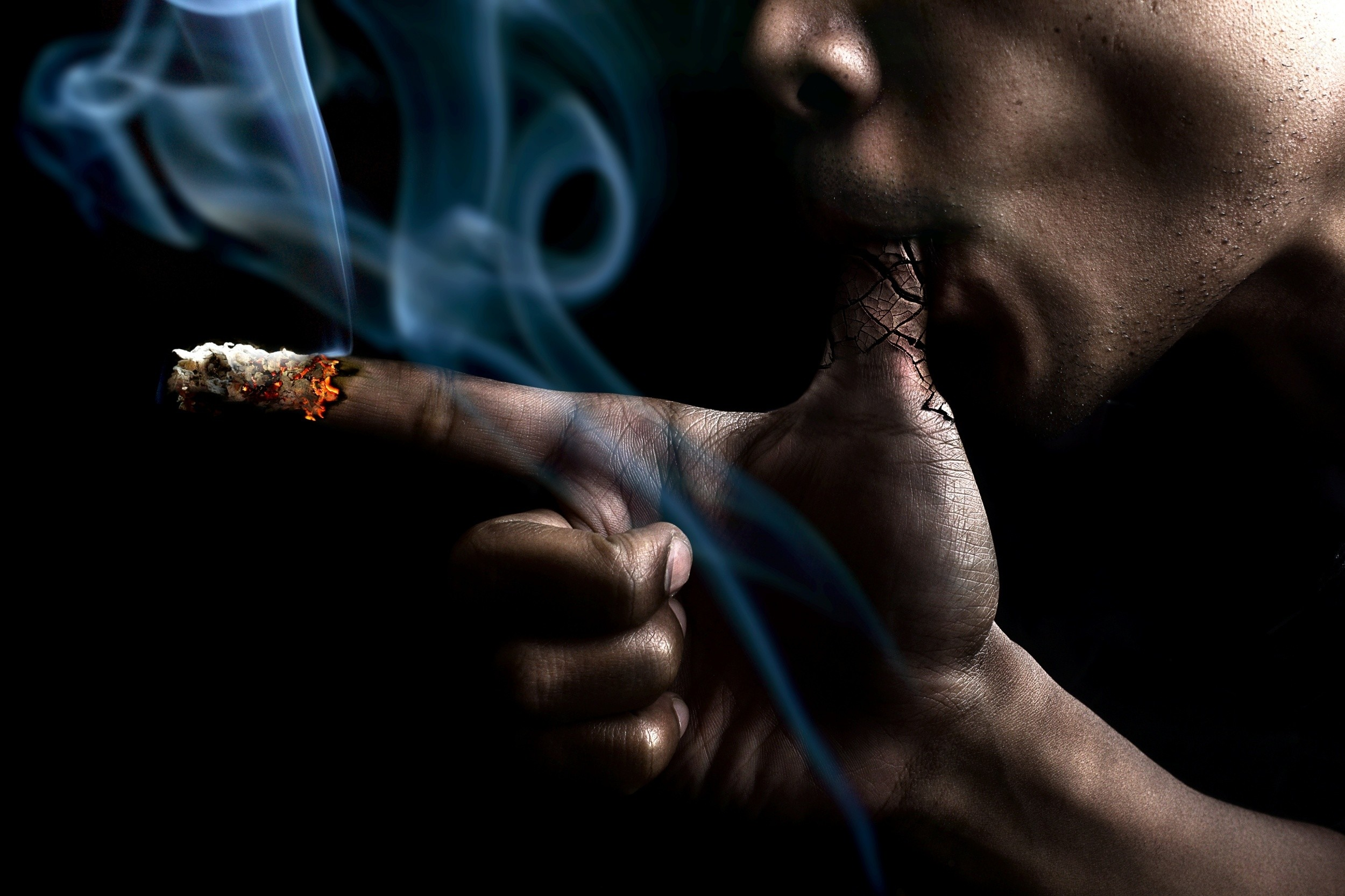 Smoking guns wallpaper 55 images - No smoking wallpaper download ...