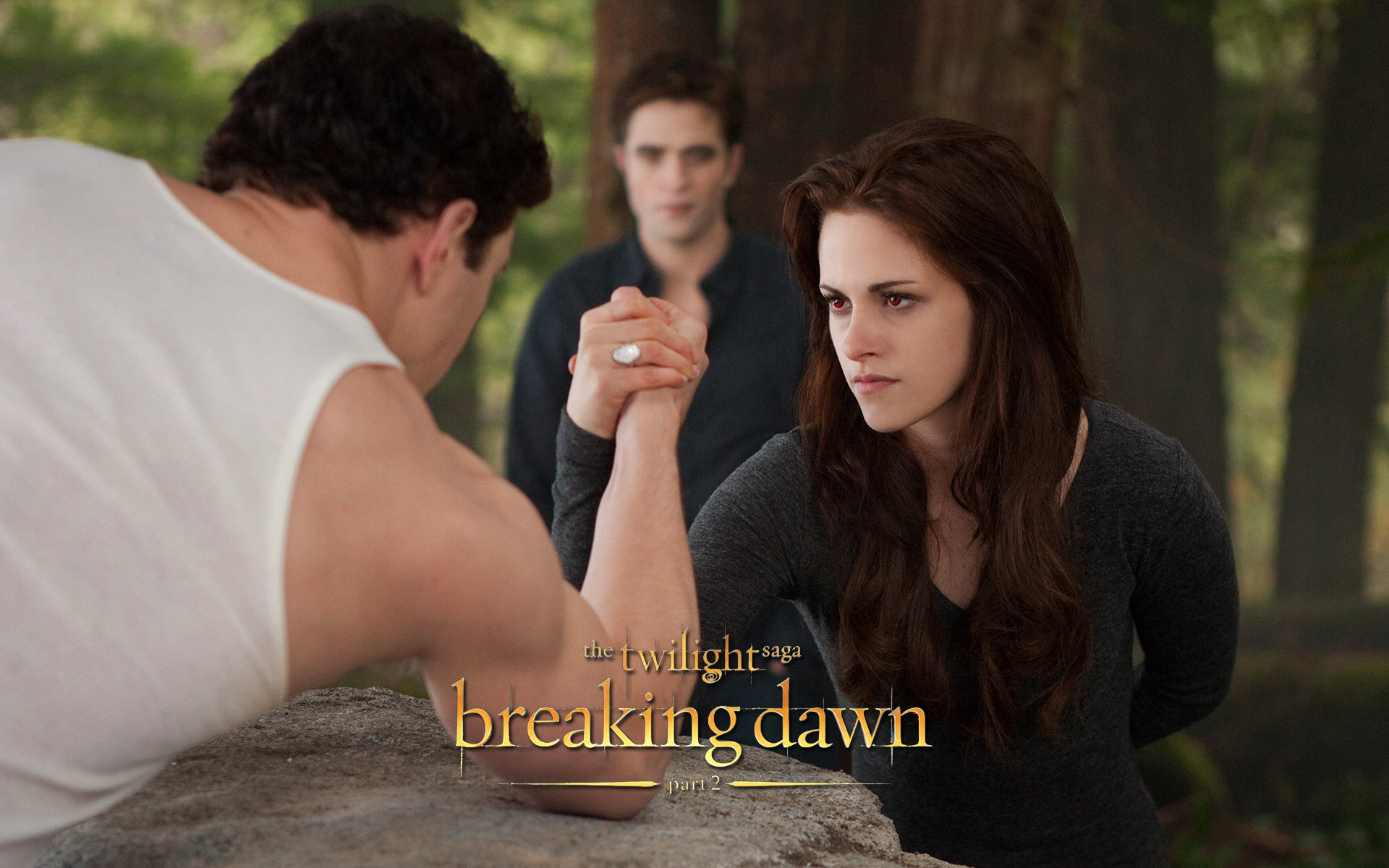 "twilight breaking dawn Dawn isn't the only thing that gets broken in ""the twilight saga: breaking dawn — part i,"" the latest and best of the movies about a girl, her."