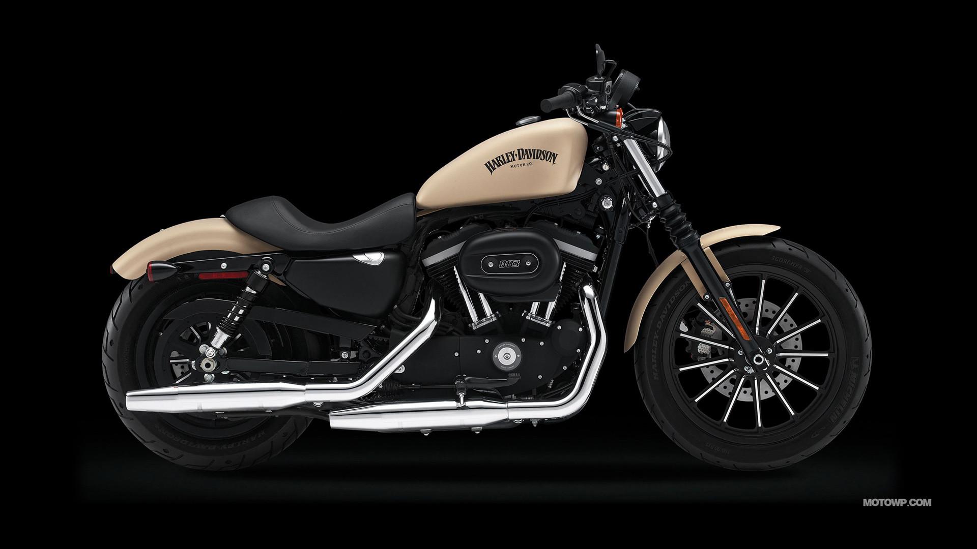 2808x1872 Harley Davidson Sportster Iron 883 Wallpaper