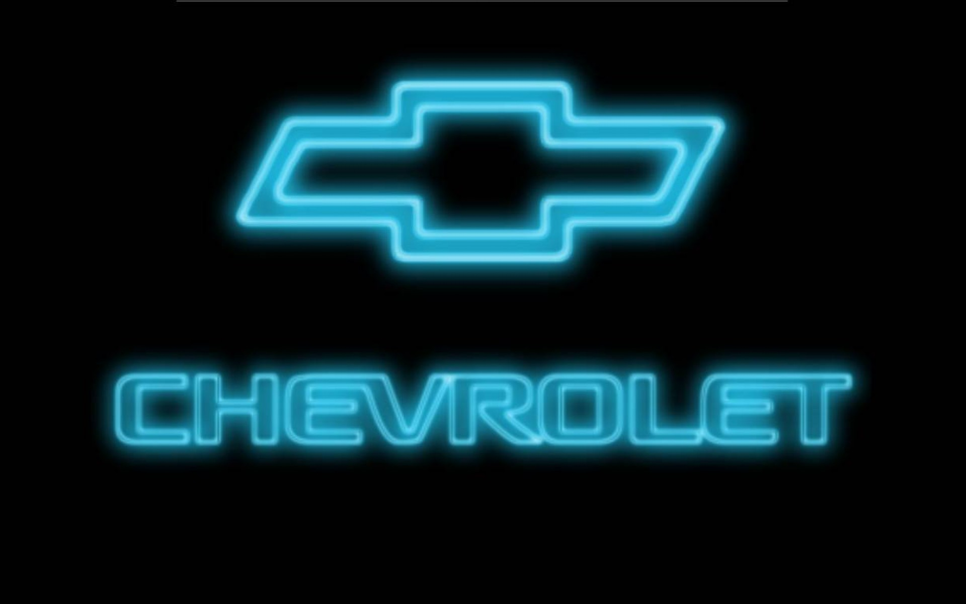 1920x1200 Chevy Logo Wallpaper iPhone. Neon Blue Chevy Logo