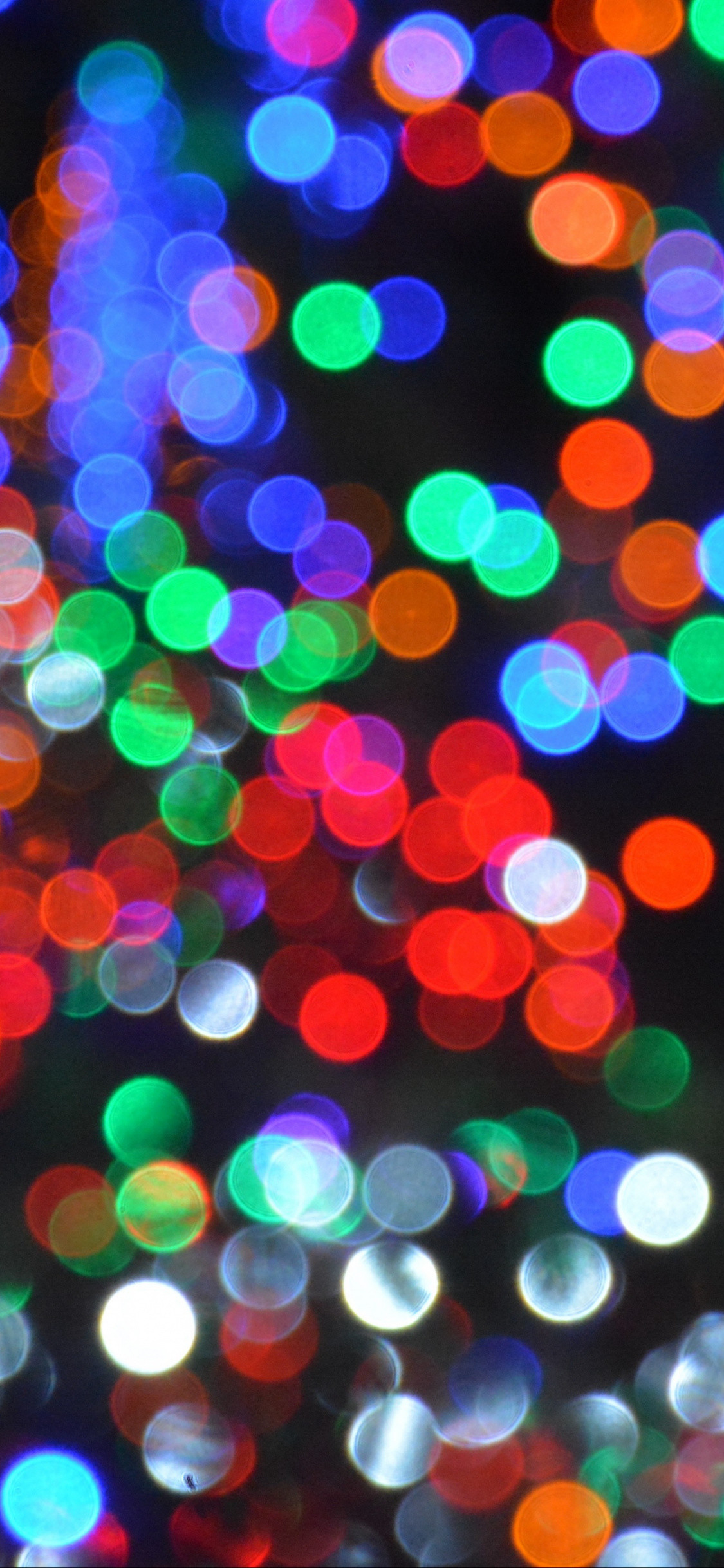 Christmas Lights Iphone Wallpaper 79 Images