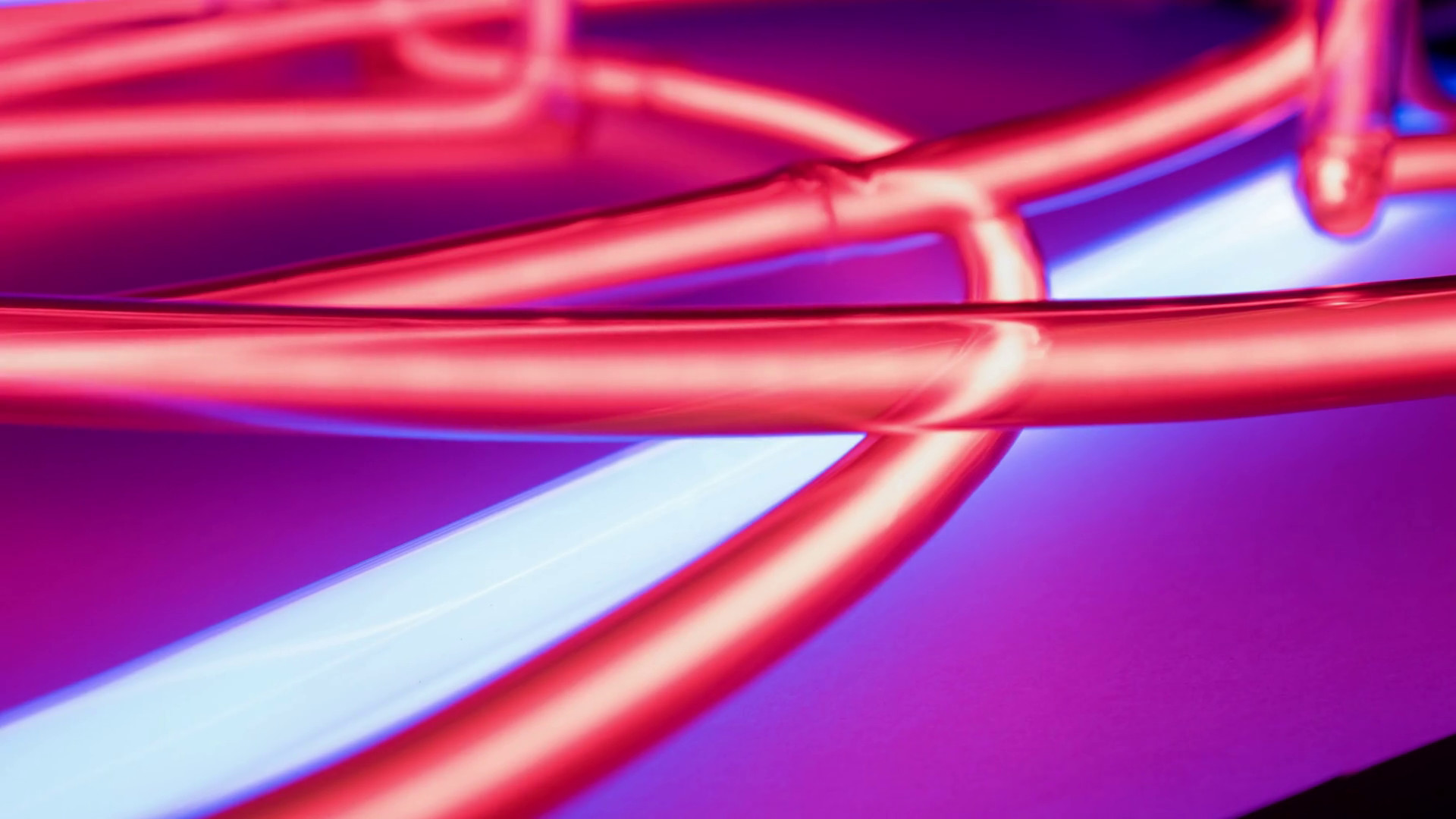 1920x1080 Energy neon abstract lights motion wallpaper concept Stock Video Footage -  VideoBlocks