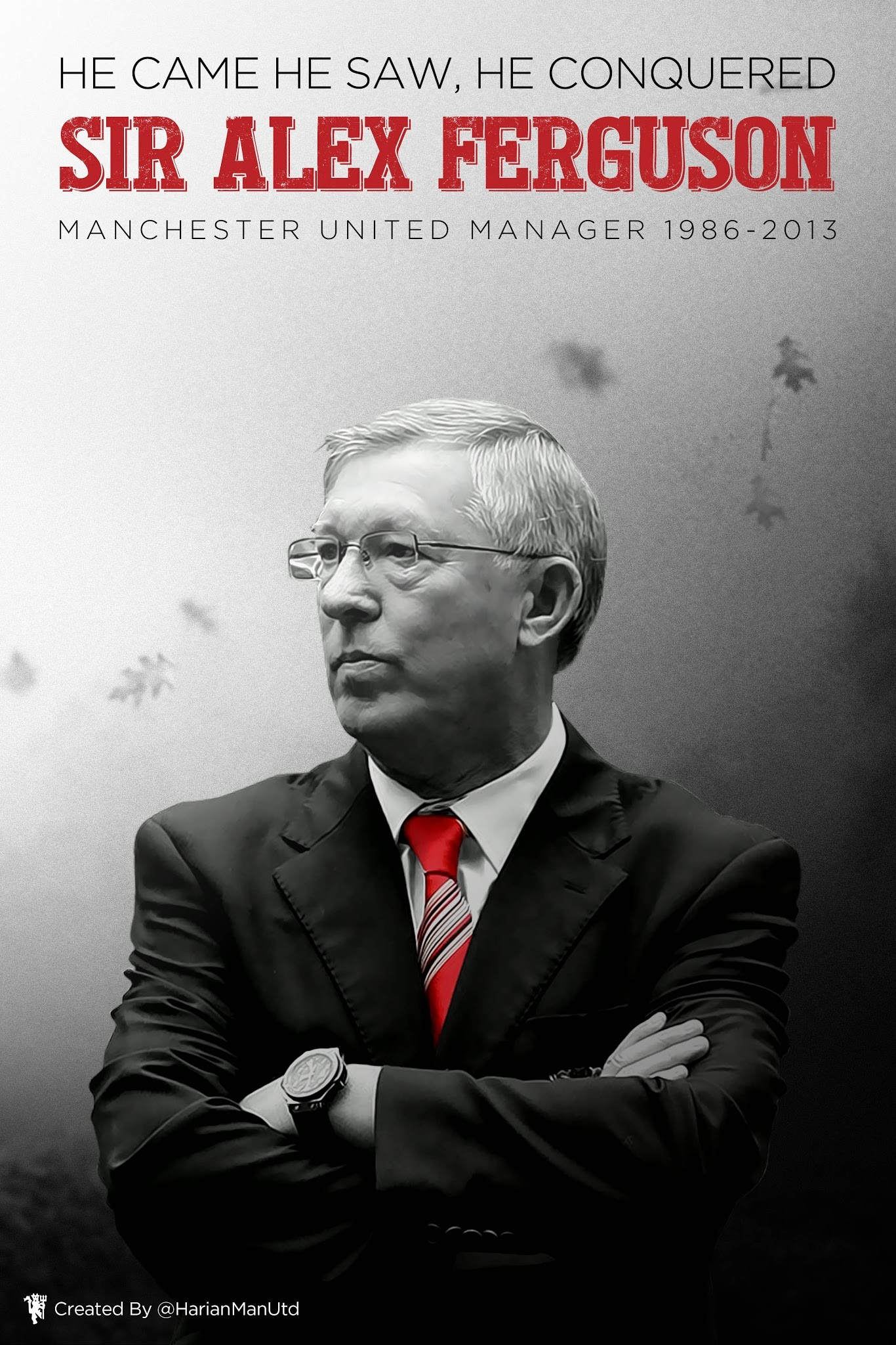 1366x2048 Sir Alex Ferguson Wallpaper