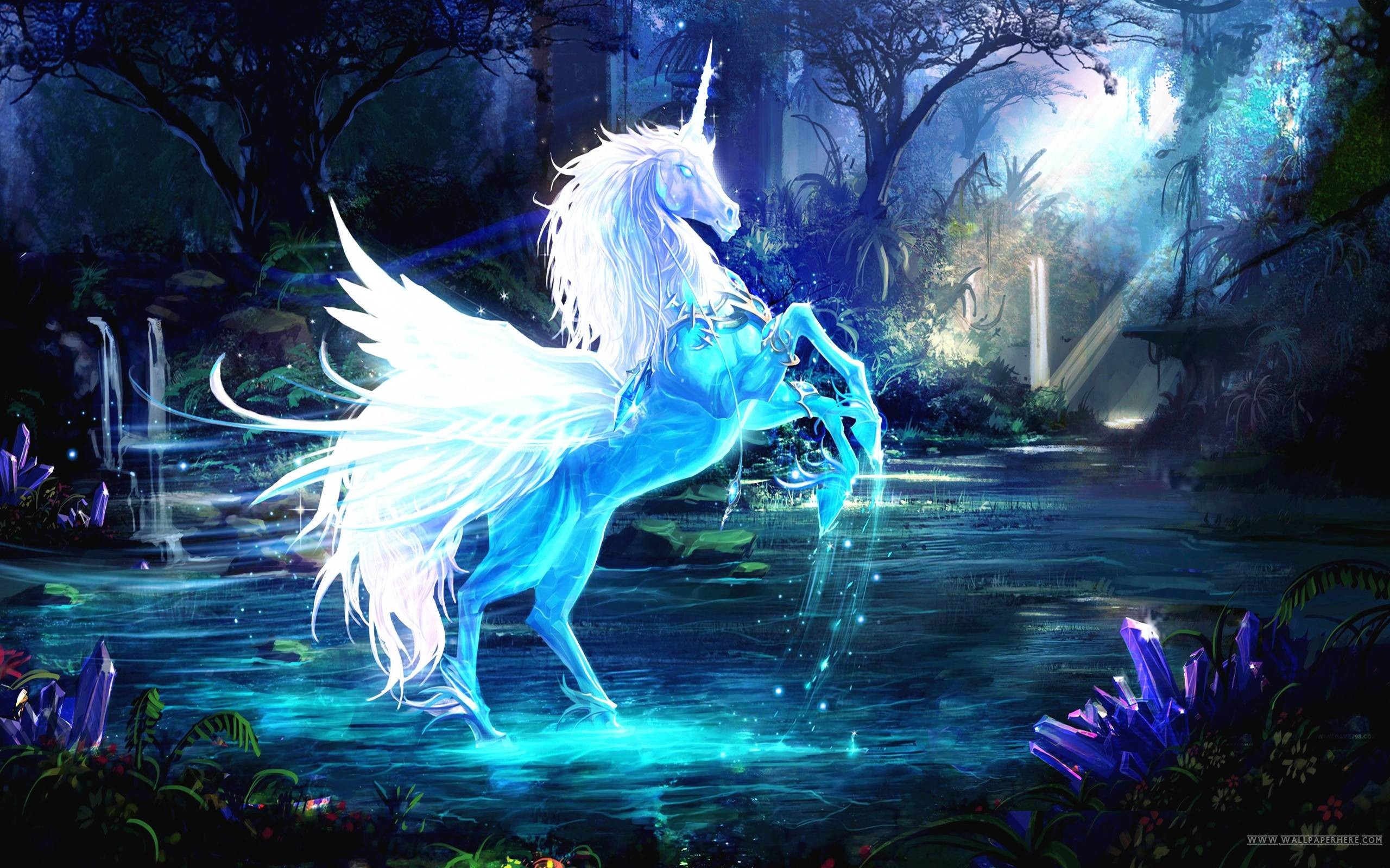 2560x1600 Unicorn Wallpapers - Full HD wallpaper search - page 2