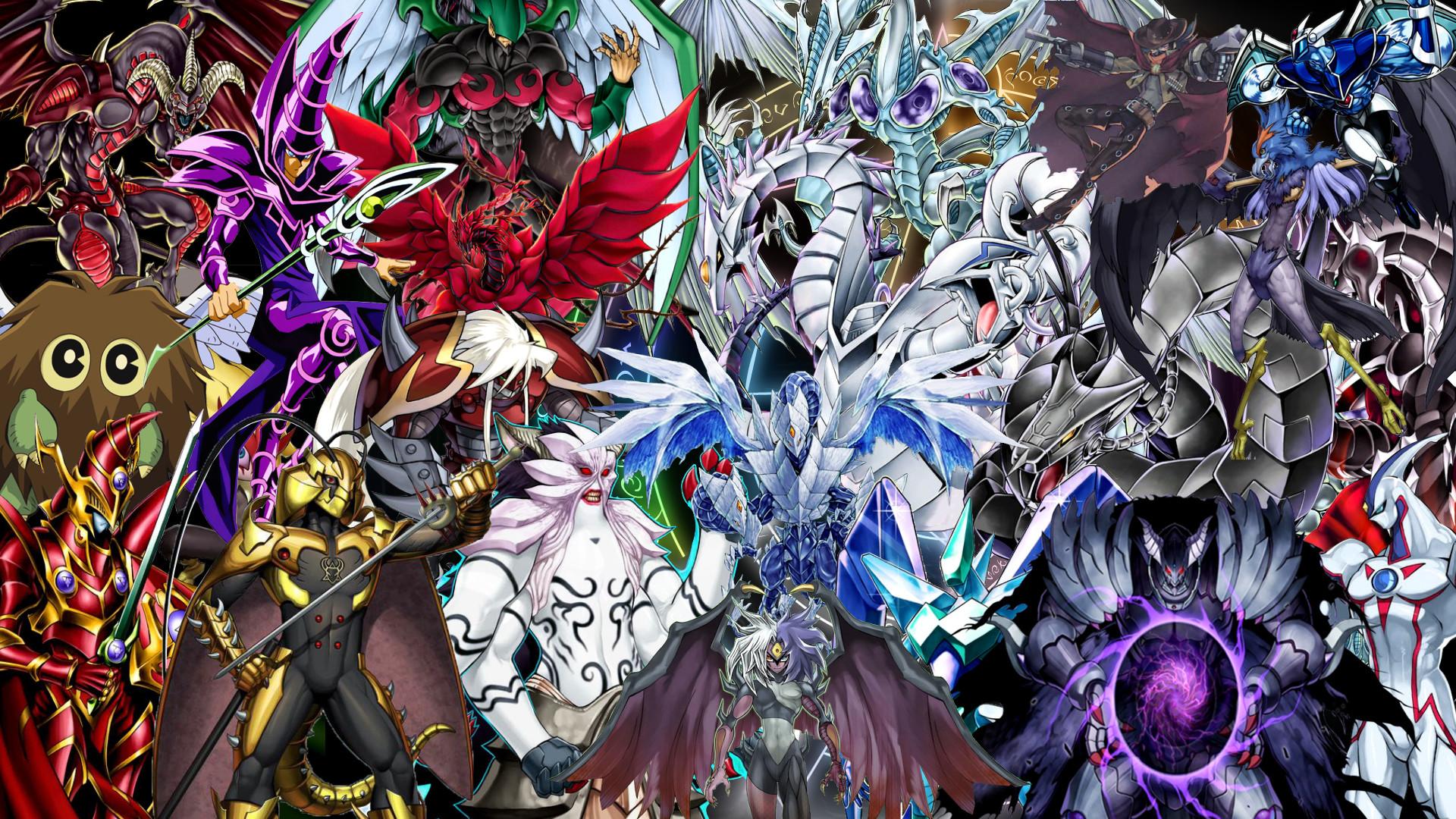 Yu Gi Oh Dark Magician Wallpaper (63+ Images