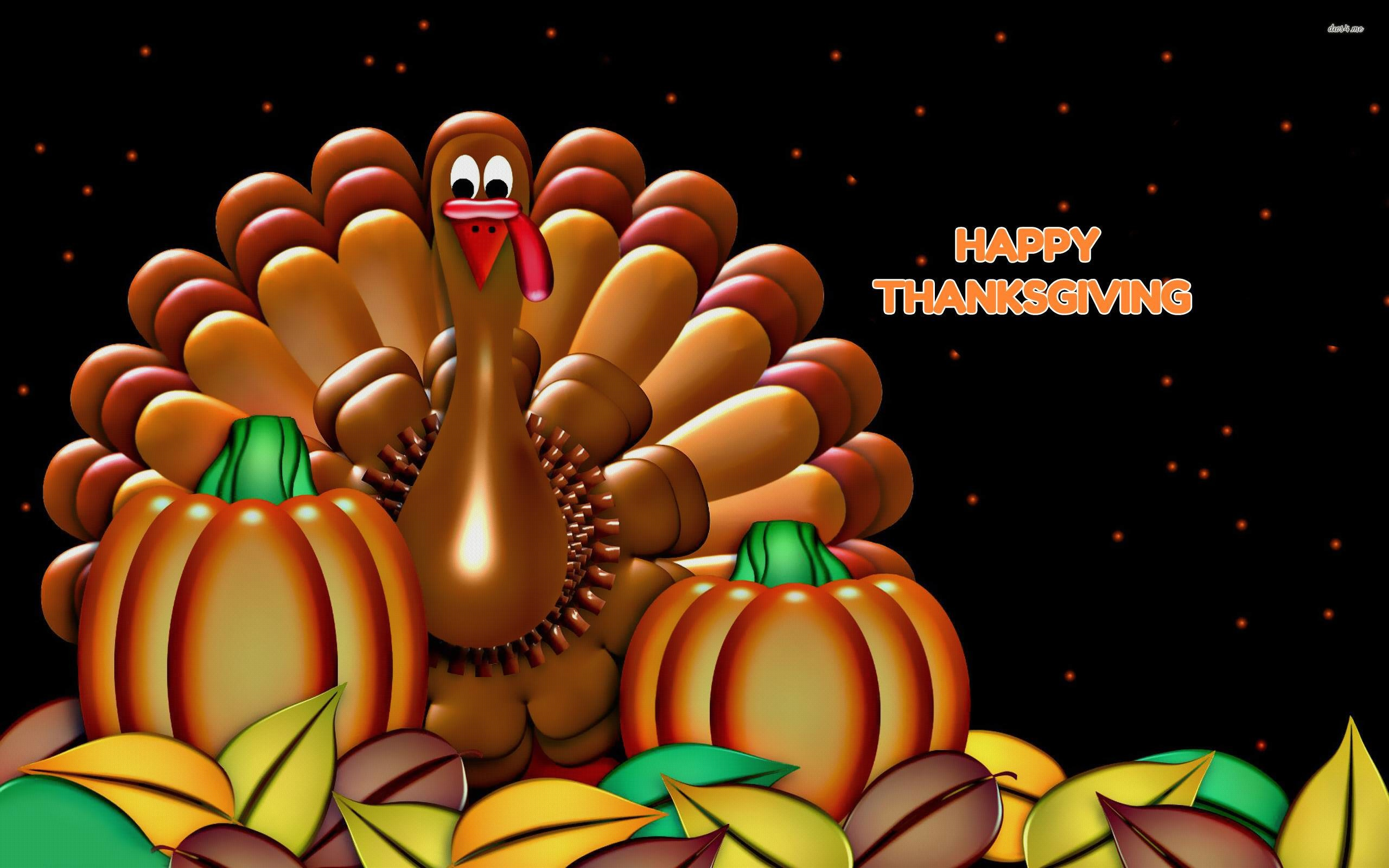 2560x1600 Happy Thanksgiving wallpaper - Holiday wallpapers - #