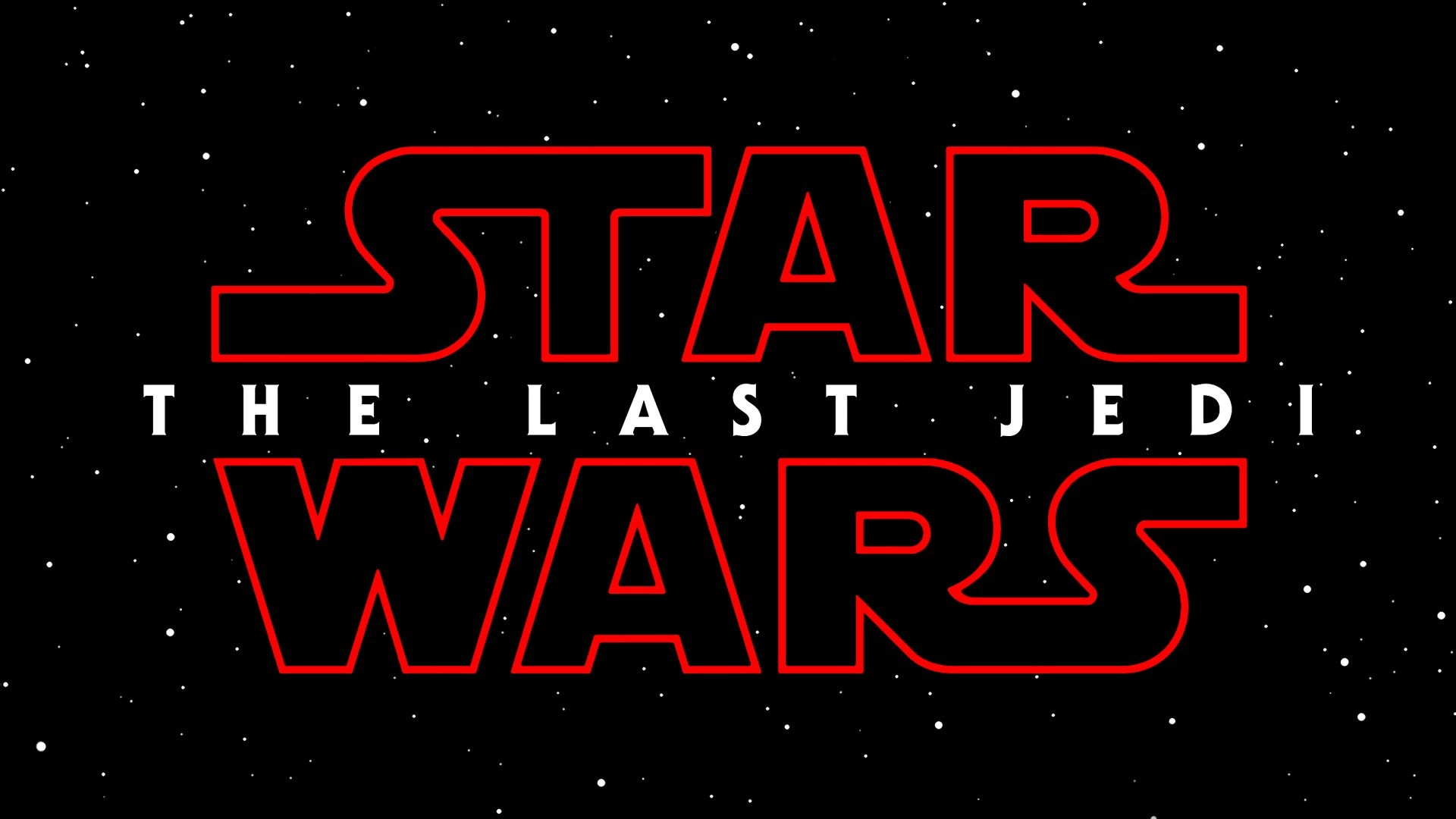 1920x1080 Movie - Star Wars Episode VIII: The Last Jedi Logo Wallpaper