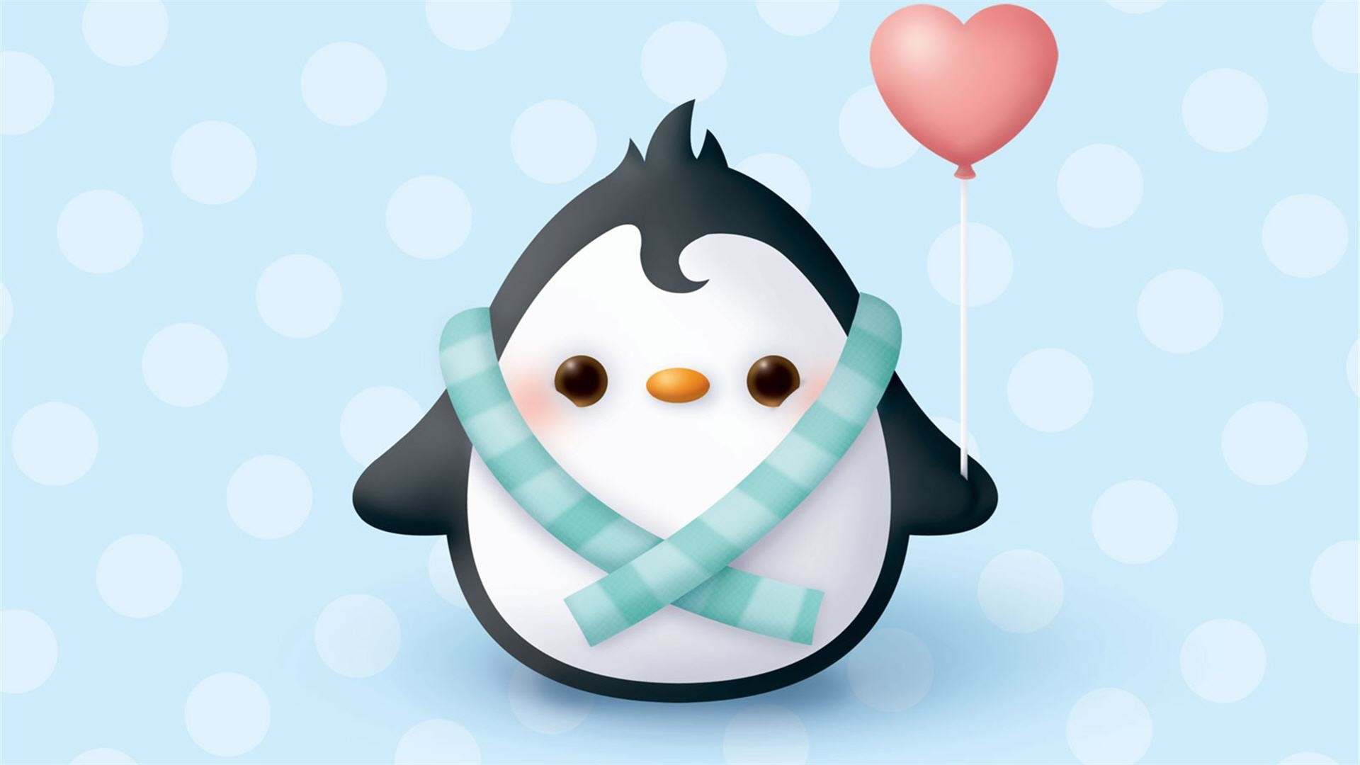 1920x1080 Cute Animated Penguins Wallpaper - ClipArt Best