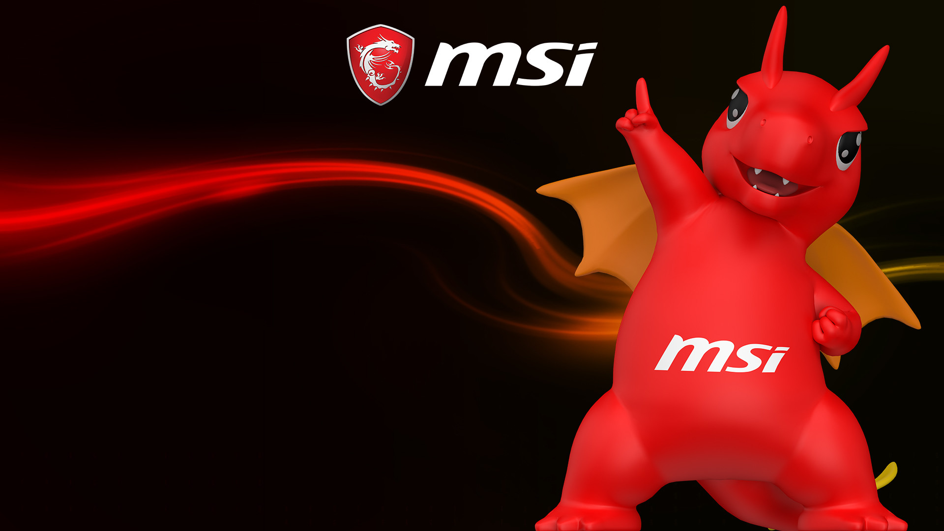 10 New Msi Gaming Series Wallpaper Full Hd 1920 1080 For: Nvidia Red Wallpaper (73+ Images