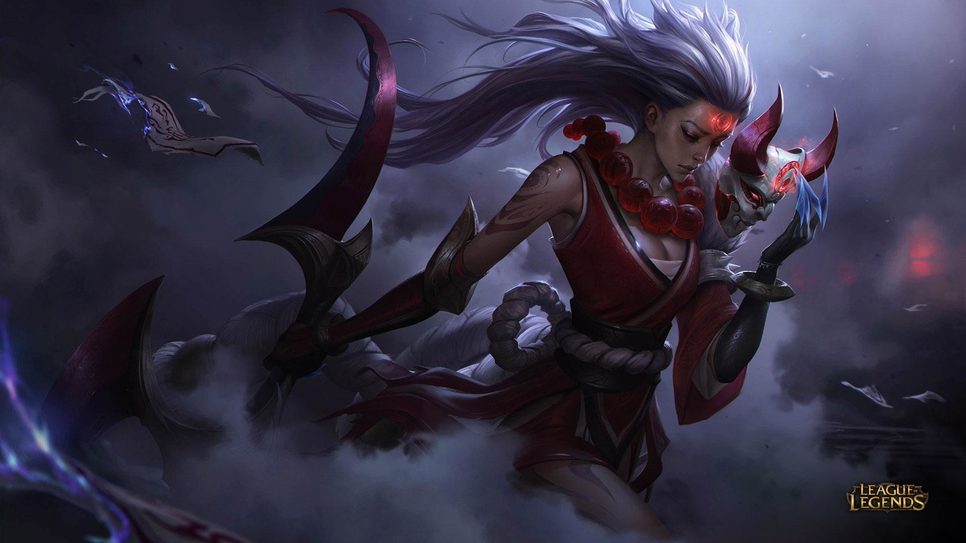 Blood Moon Yasuo Wallpaper 86 Images