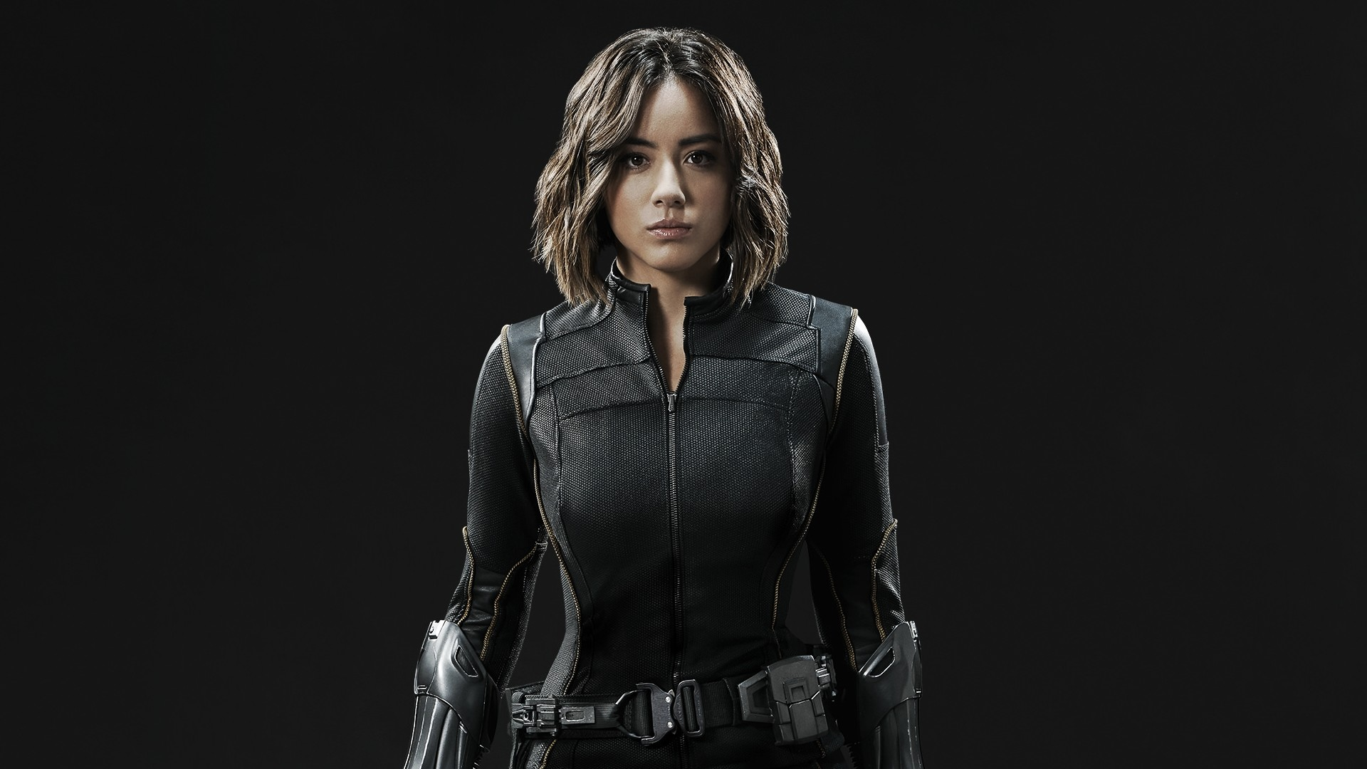 1920x1080 TV Show - Marvel's Agents of S.H.I.E.L.D. Daisy (Agents of S.H.I.E.L.D.)  Chloe Bennet Wallpaper