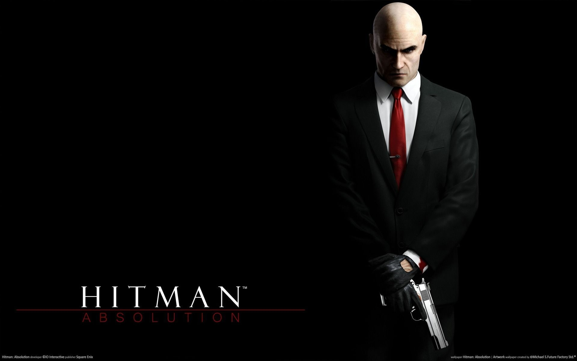 1920x1200 Video Game - Hitman: Absolution Wallpaper