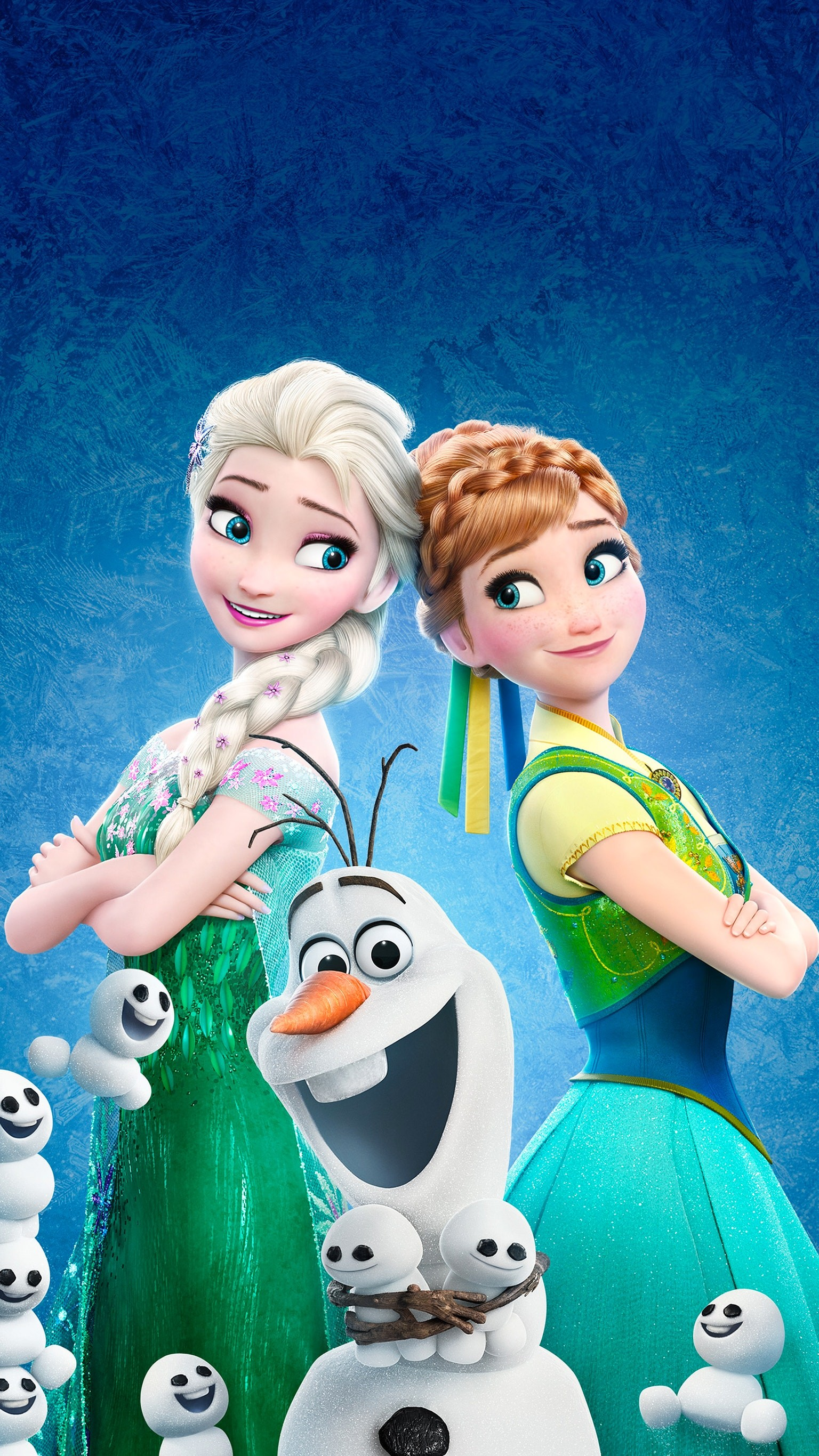 1350x2217 Elsa Frozen Fever By Dminor78