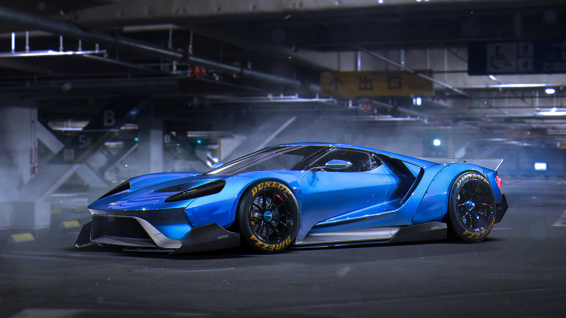 2018 ford gt40 wallpaper 66 images for 2018 ford gt motor